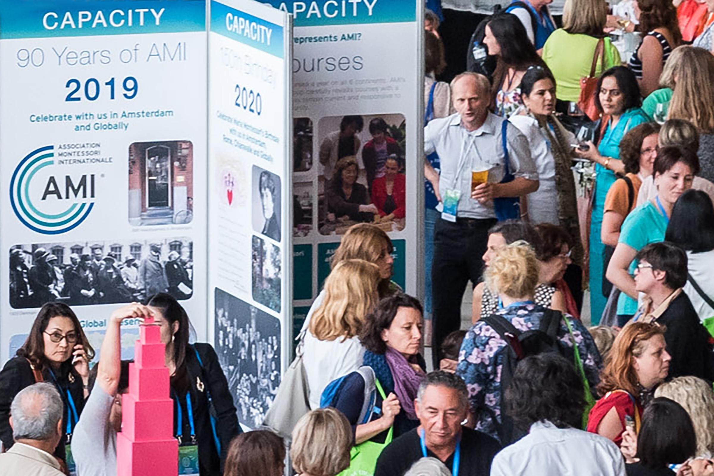 AMI's Capacity AMI Pavilion 2017 Congress
