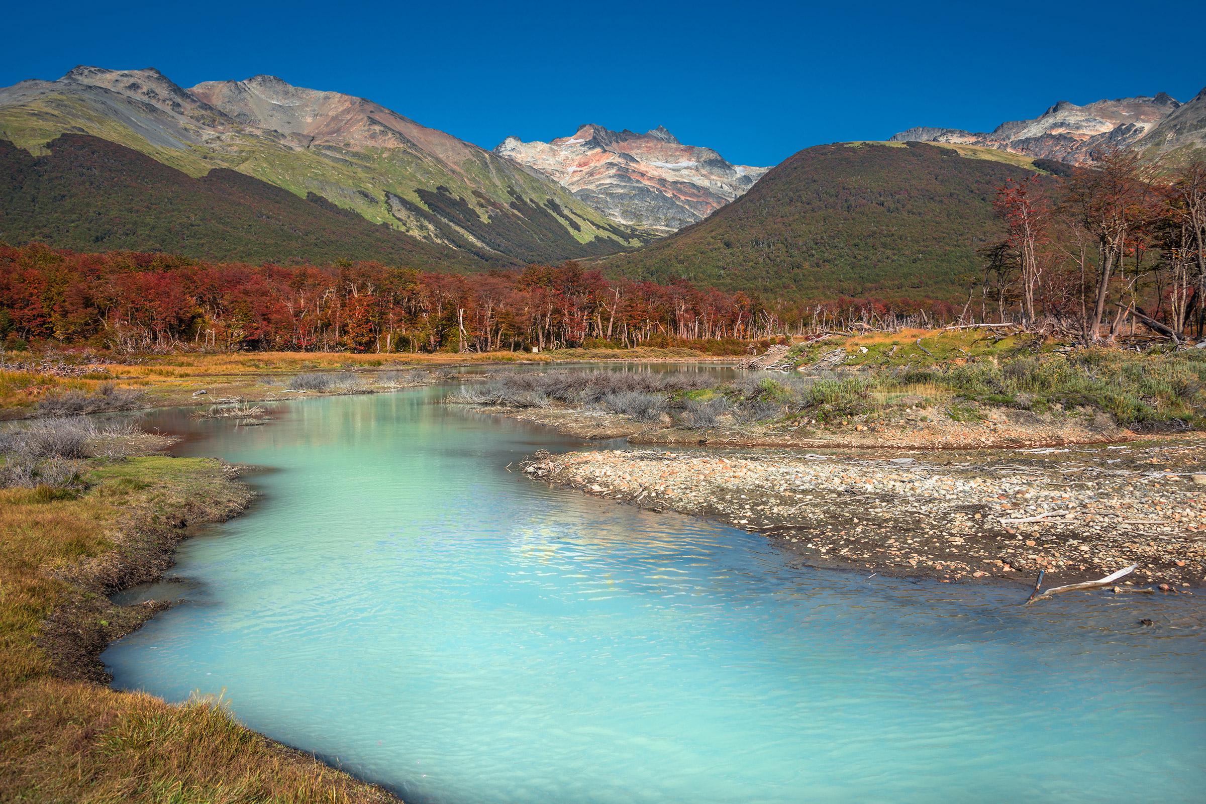 Argentina Tierra del Fuego