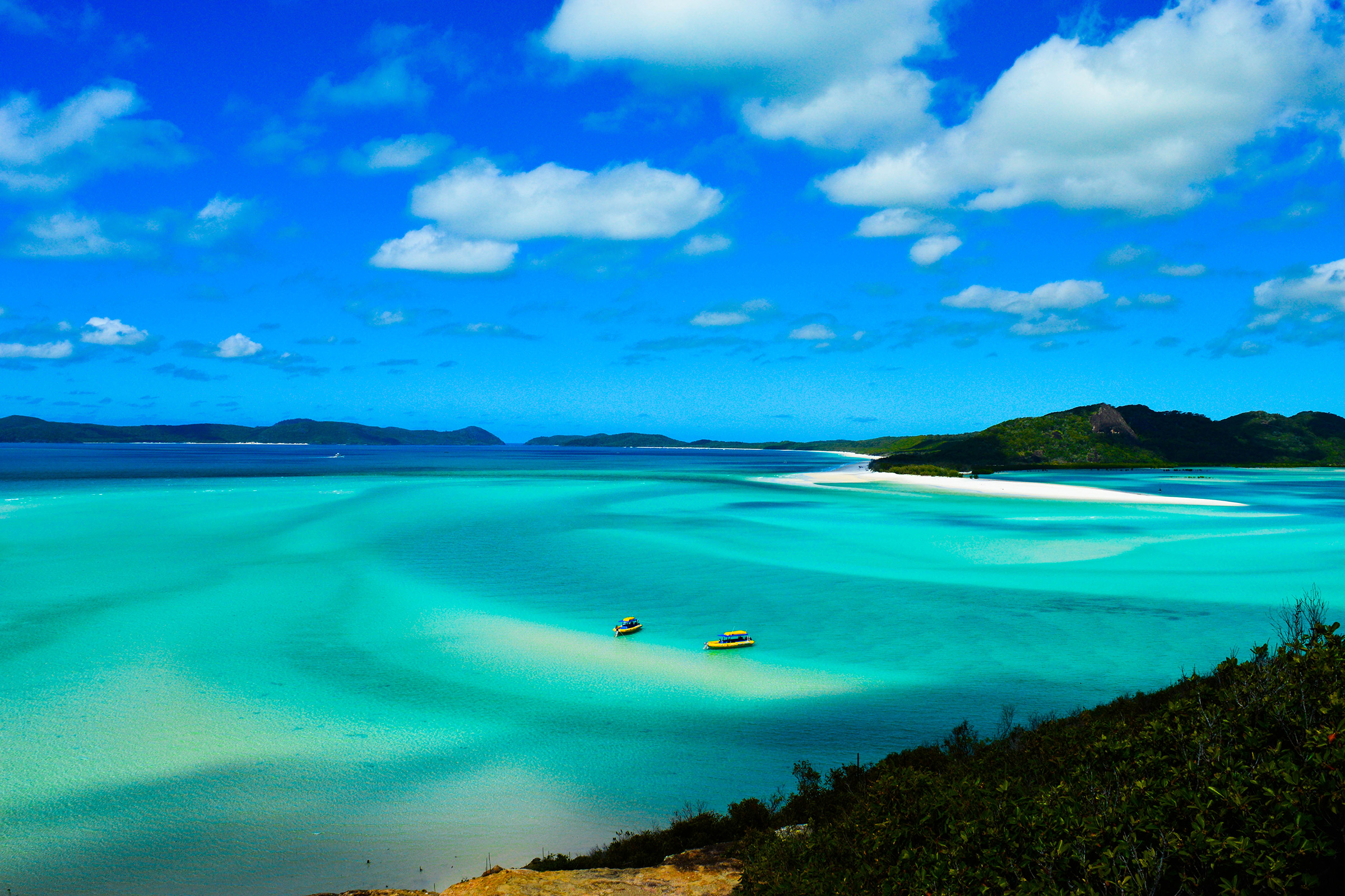 Australia Whitsunday Island