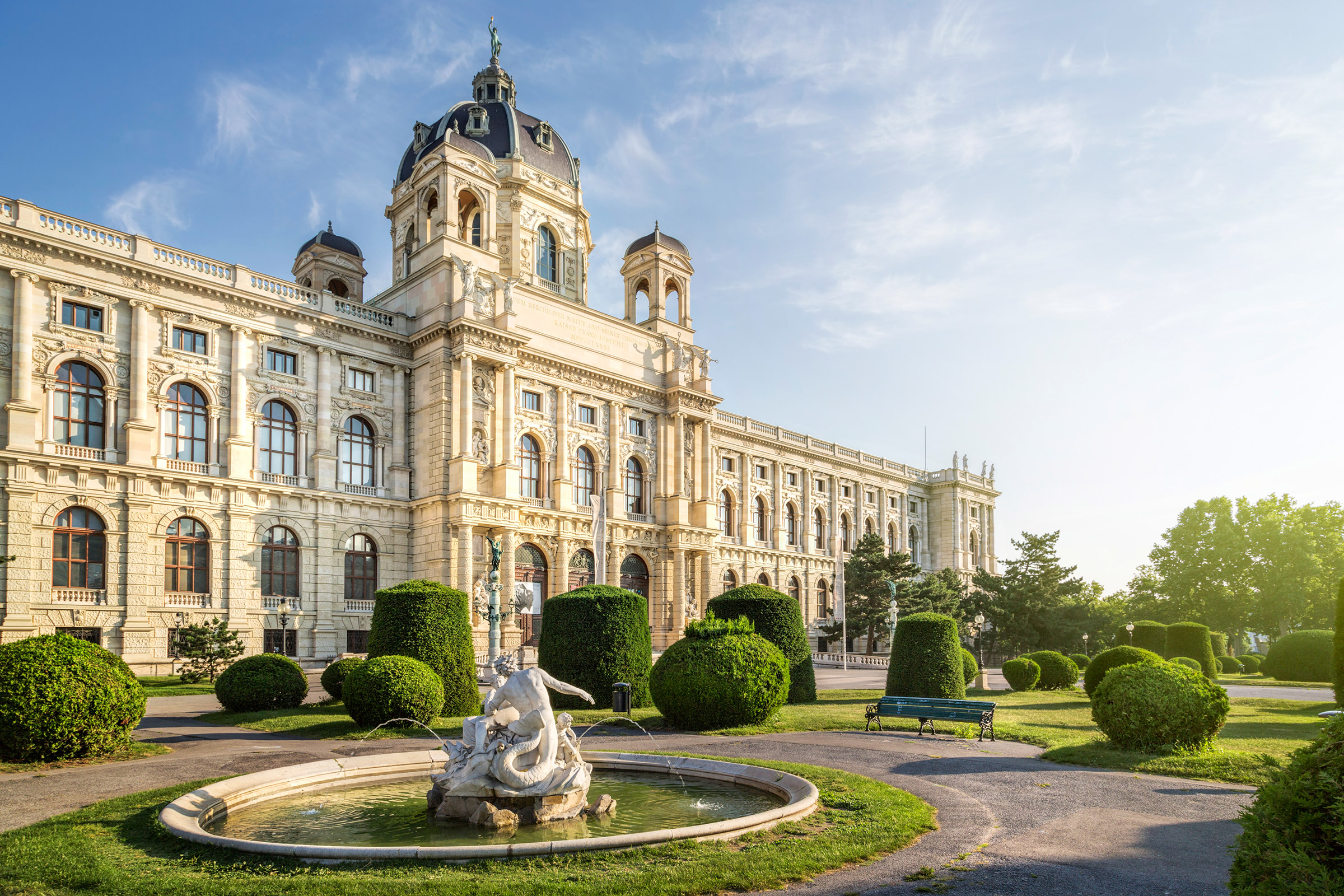 Austria Vienna Natural History Museum