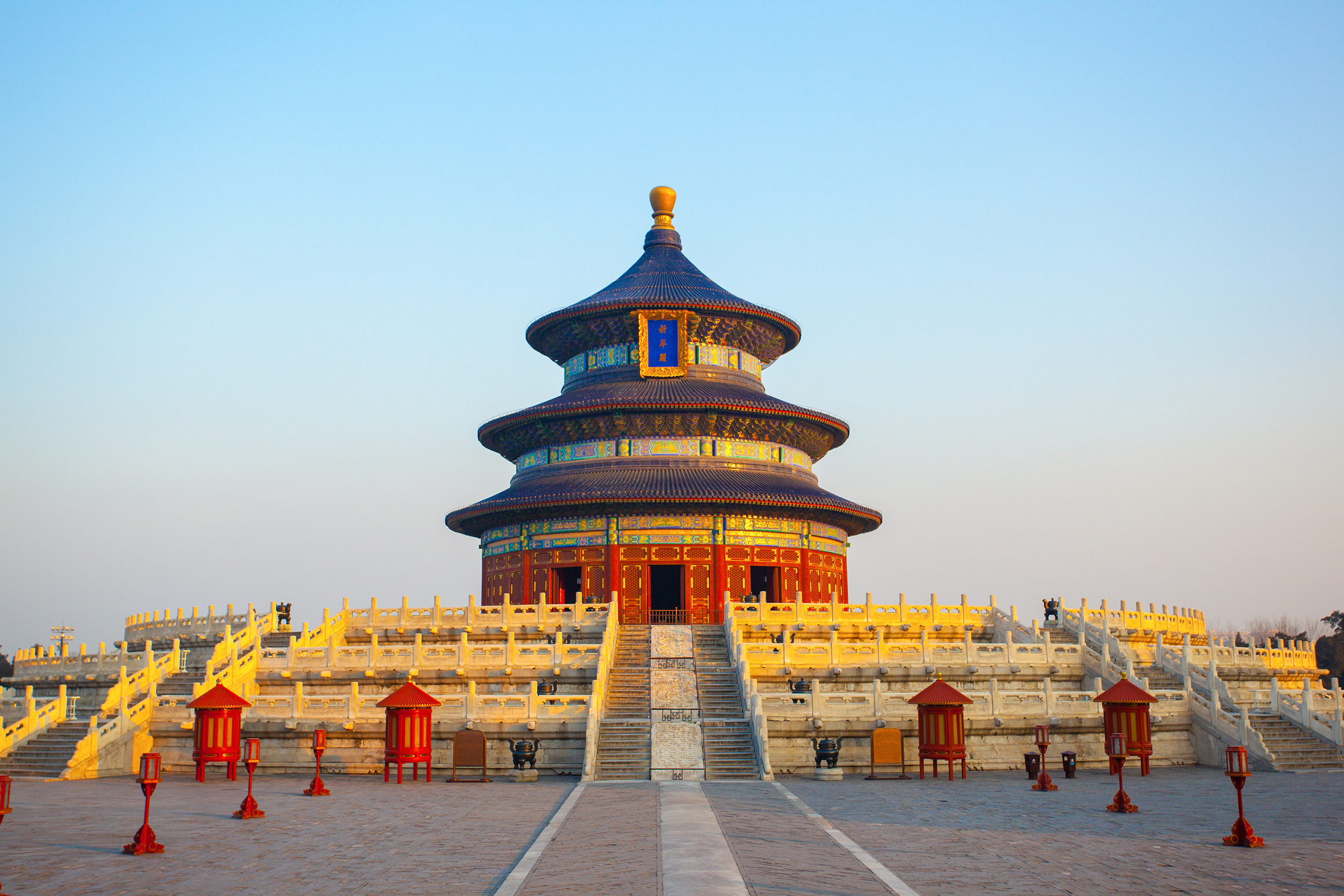 China Beijing Temple of Heaven
