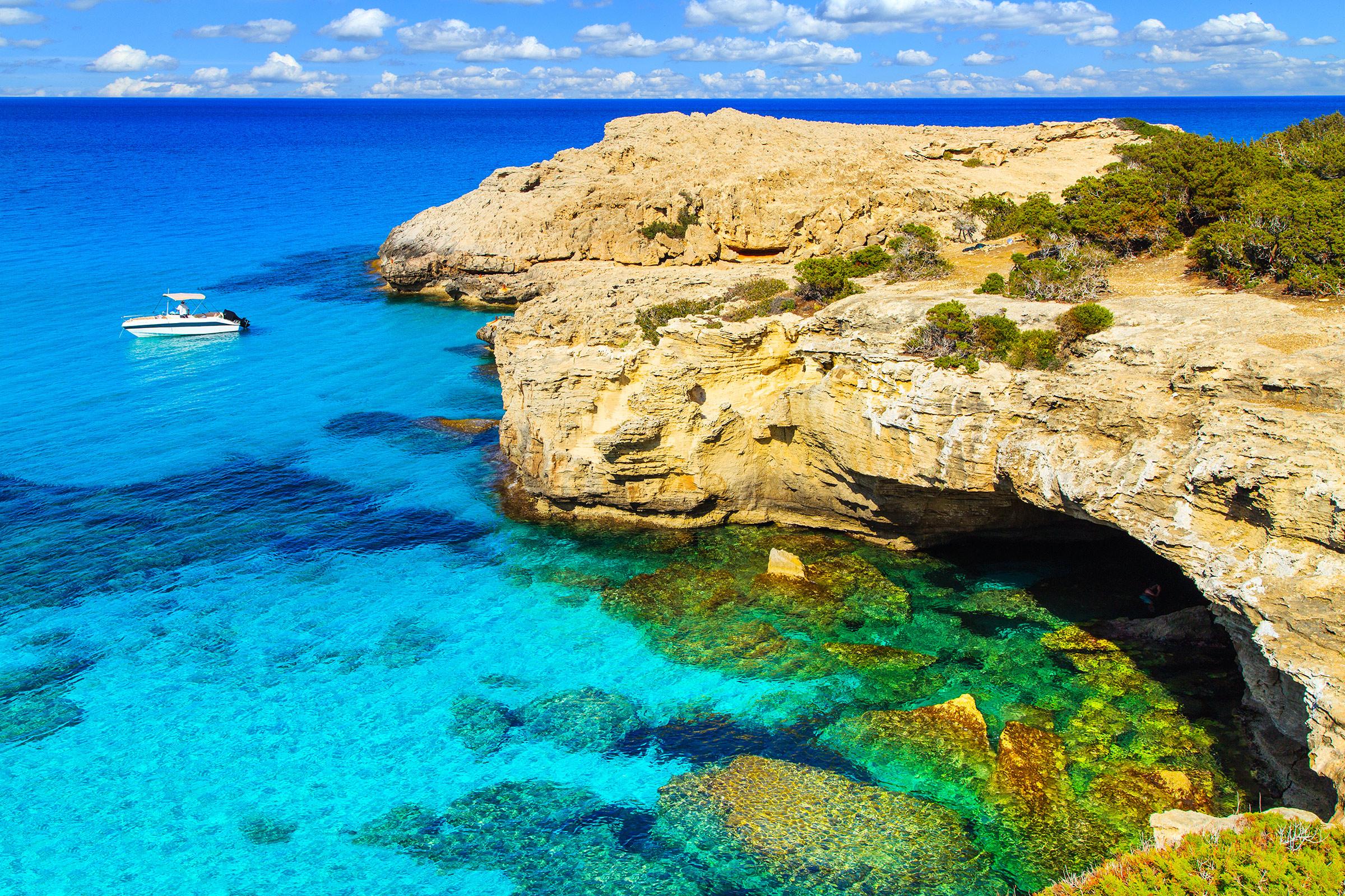 Cyprus Akamas