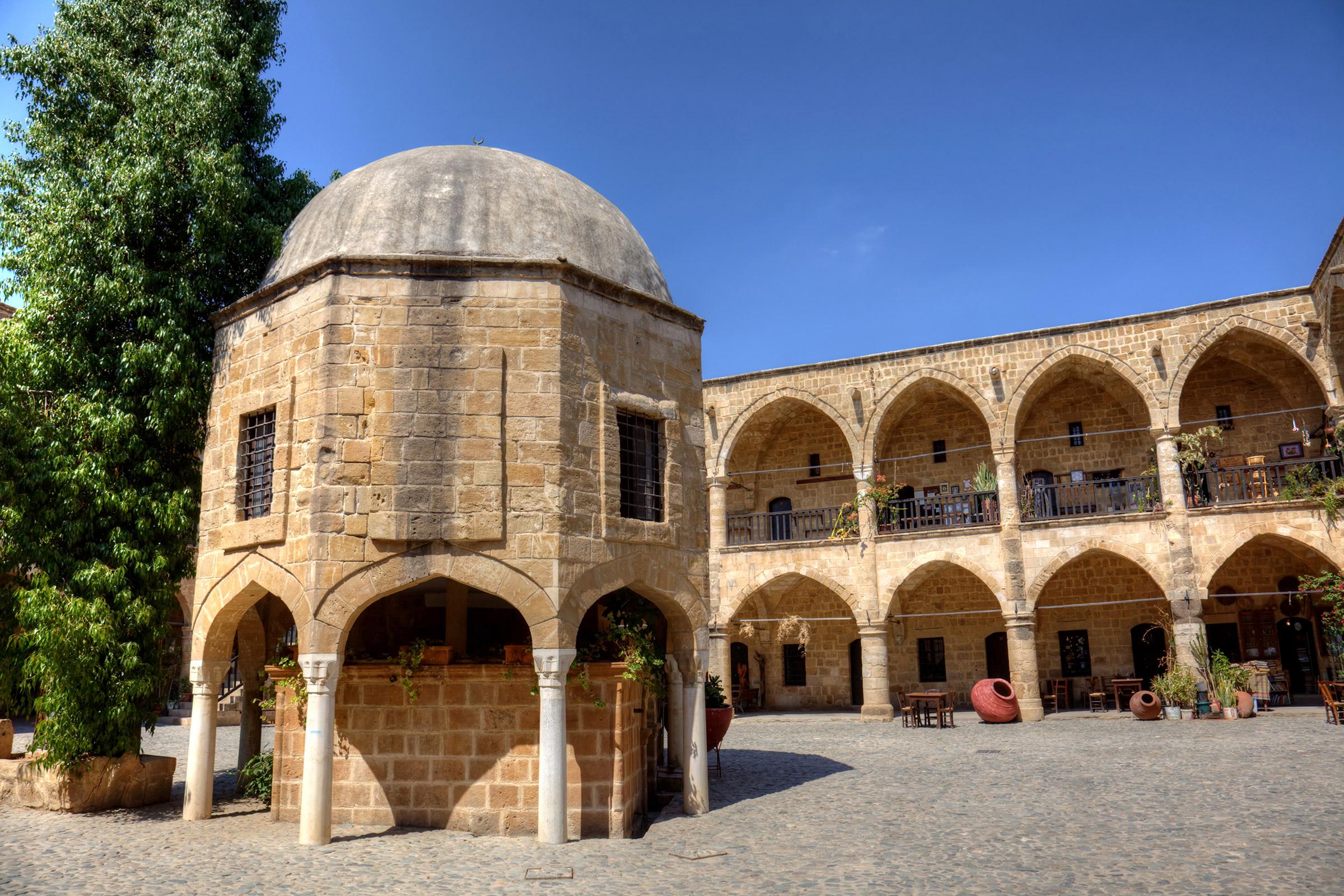 Cyprus Nicosia Buyuk Han