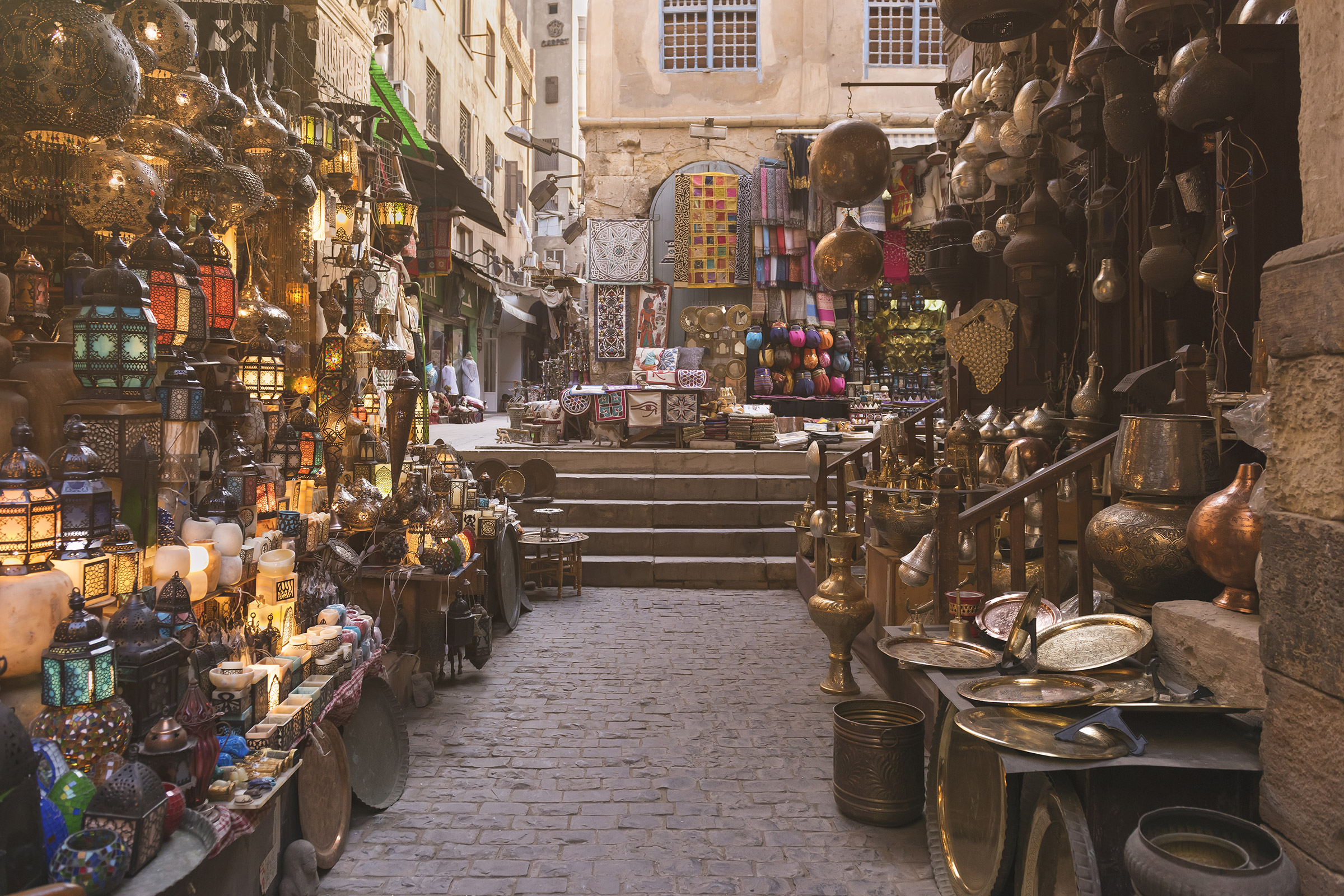 Egypt Islamic Cairo Khan el-Khalili