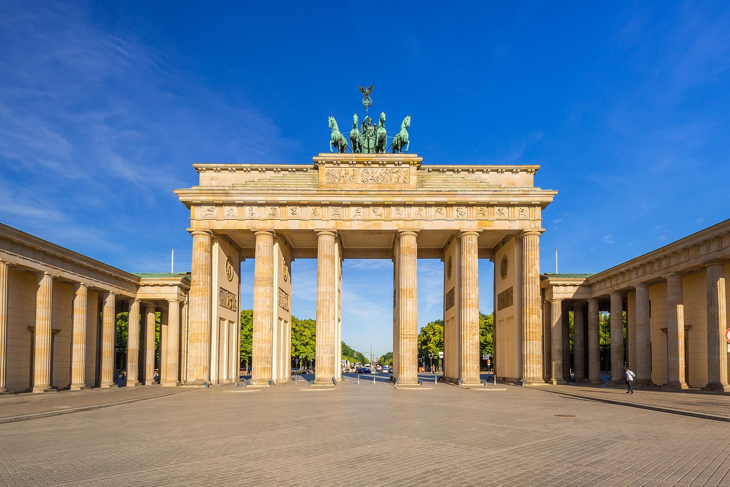 Germany Berlin Brandenburg Gate