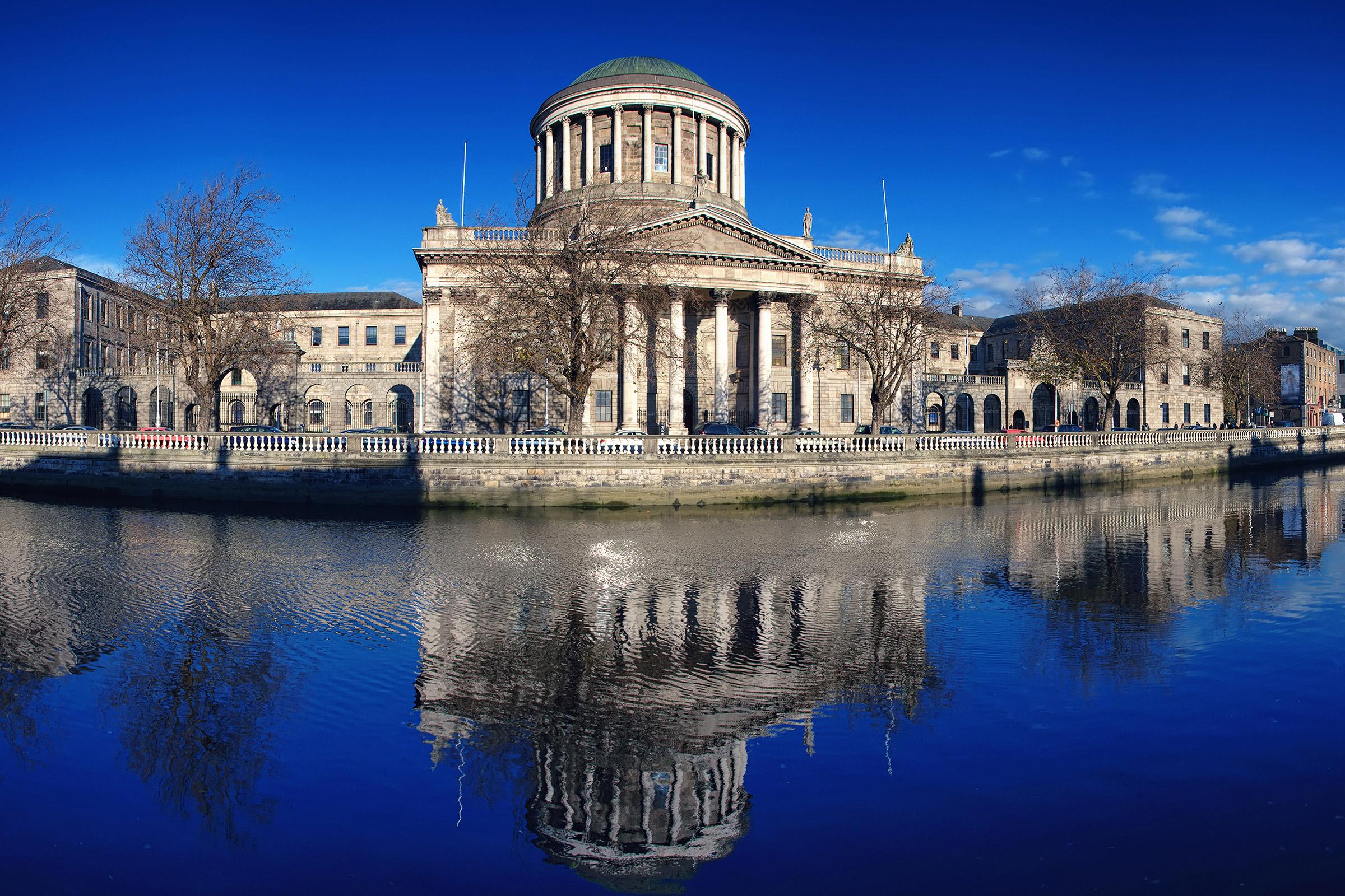 Ireland Four Courts
