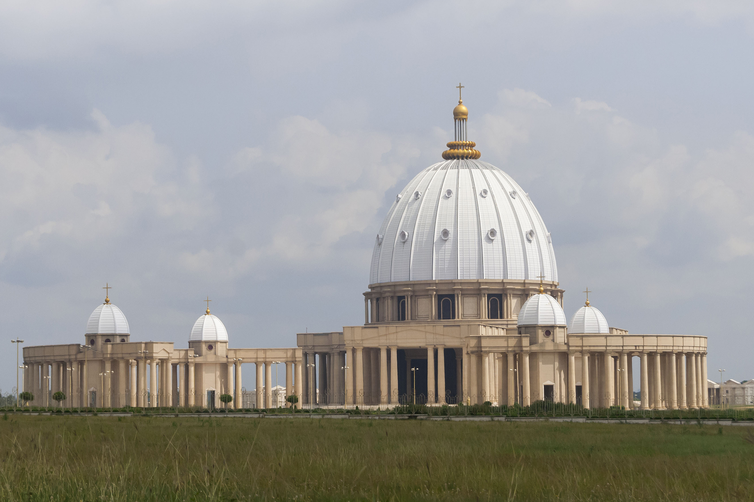 Ivory Coast Basilica of Our Lady of Peace