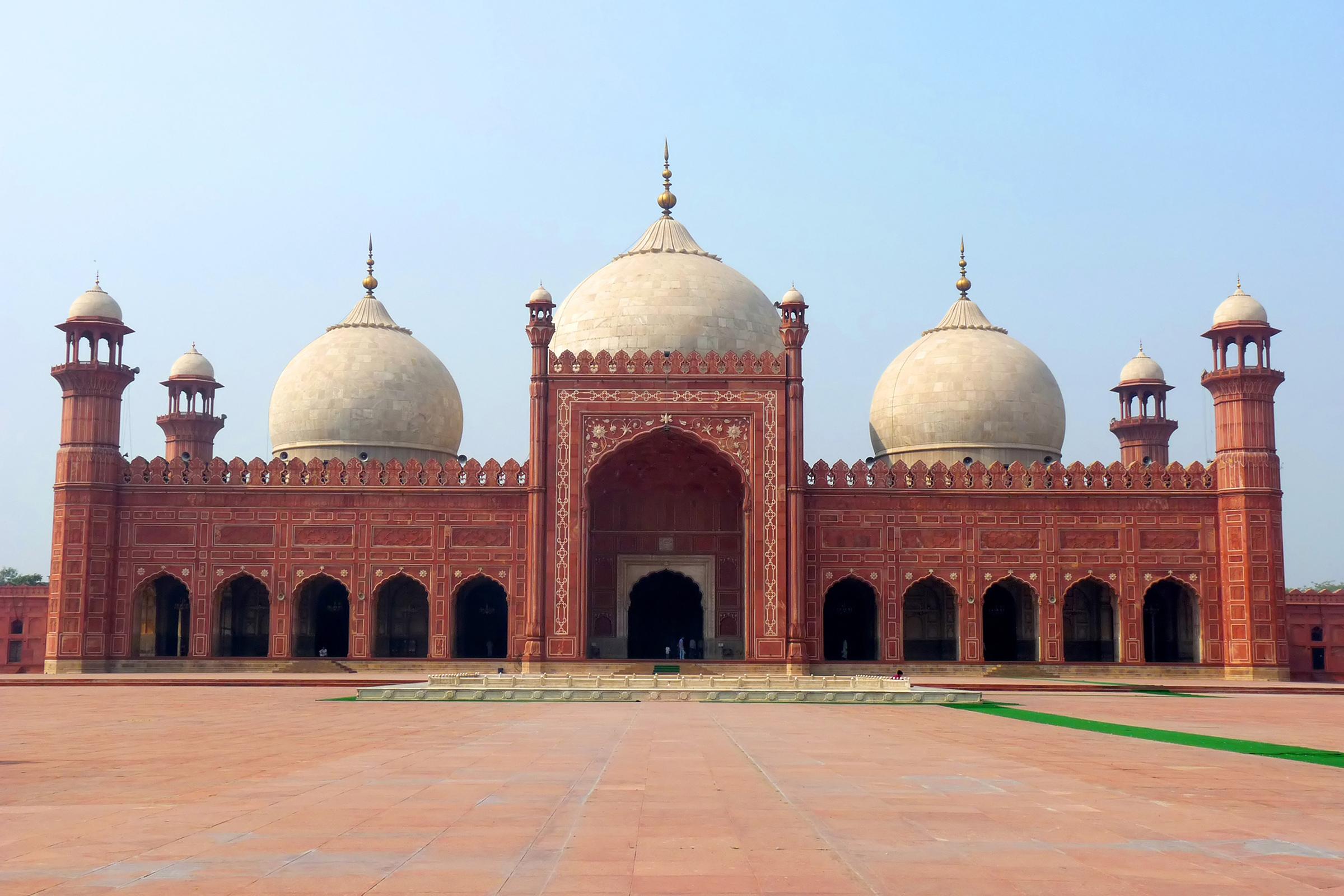 Pakistan Lahore Badshahi Mosque