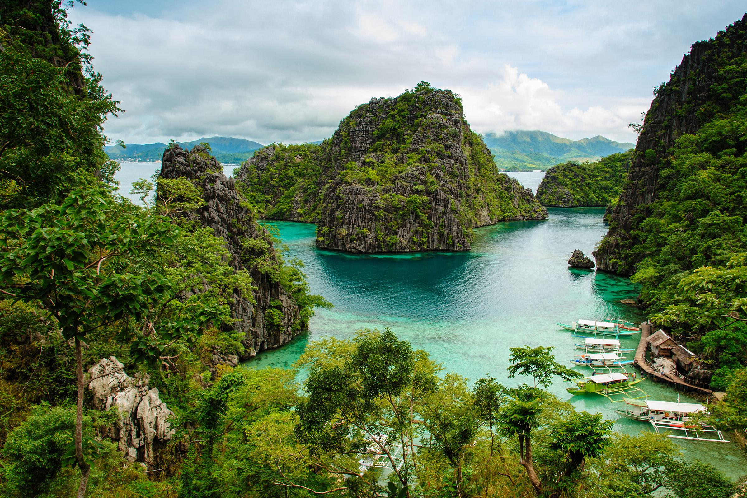 Philippines Busuanga Island