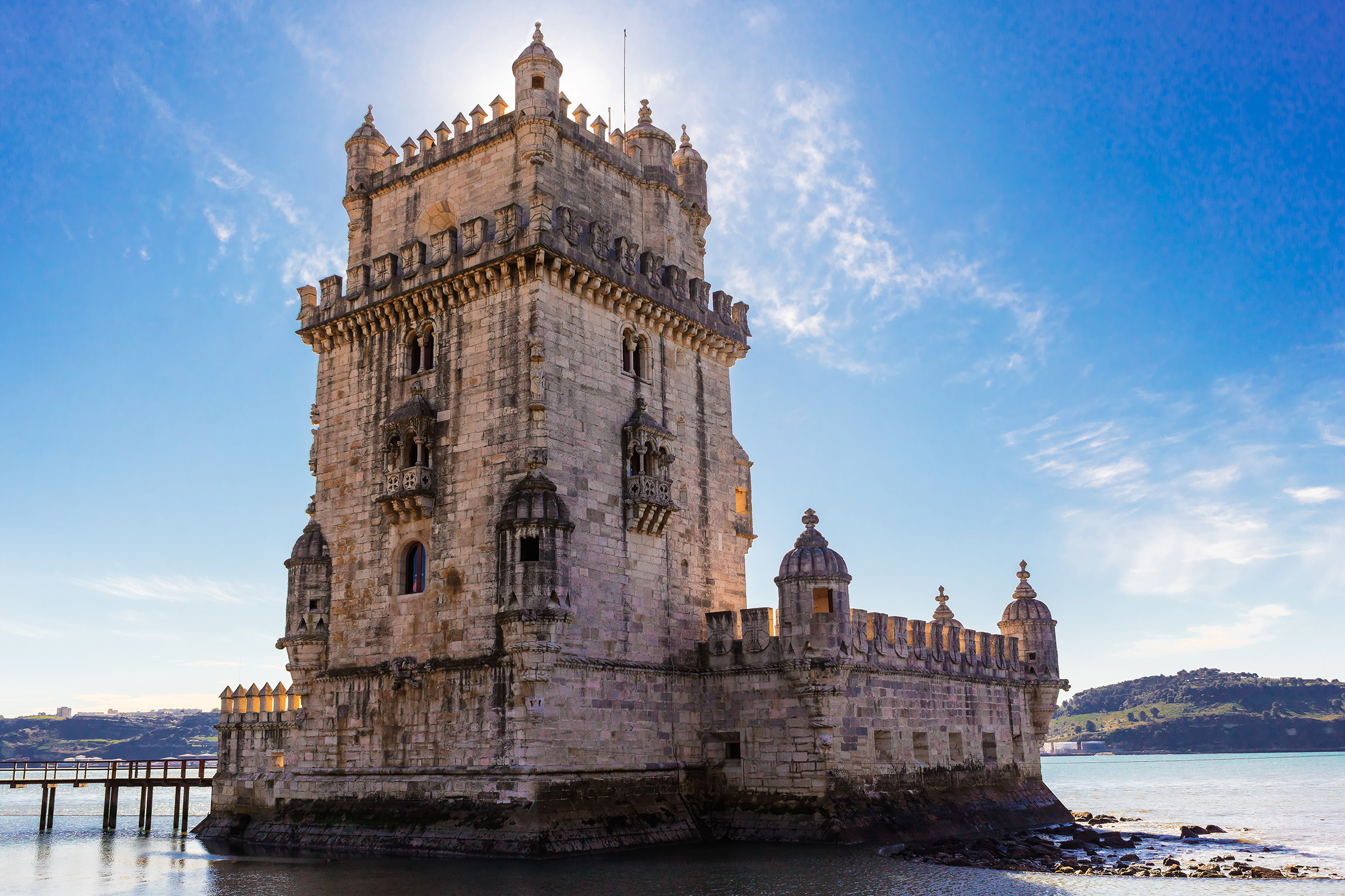 Portugal Lisbon Belem Tower
