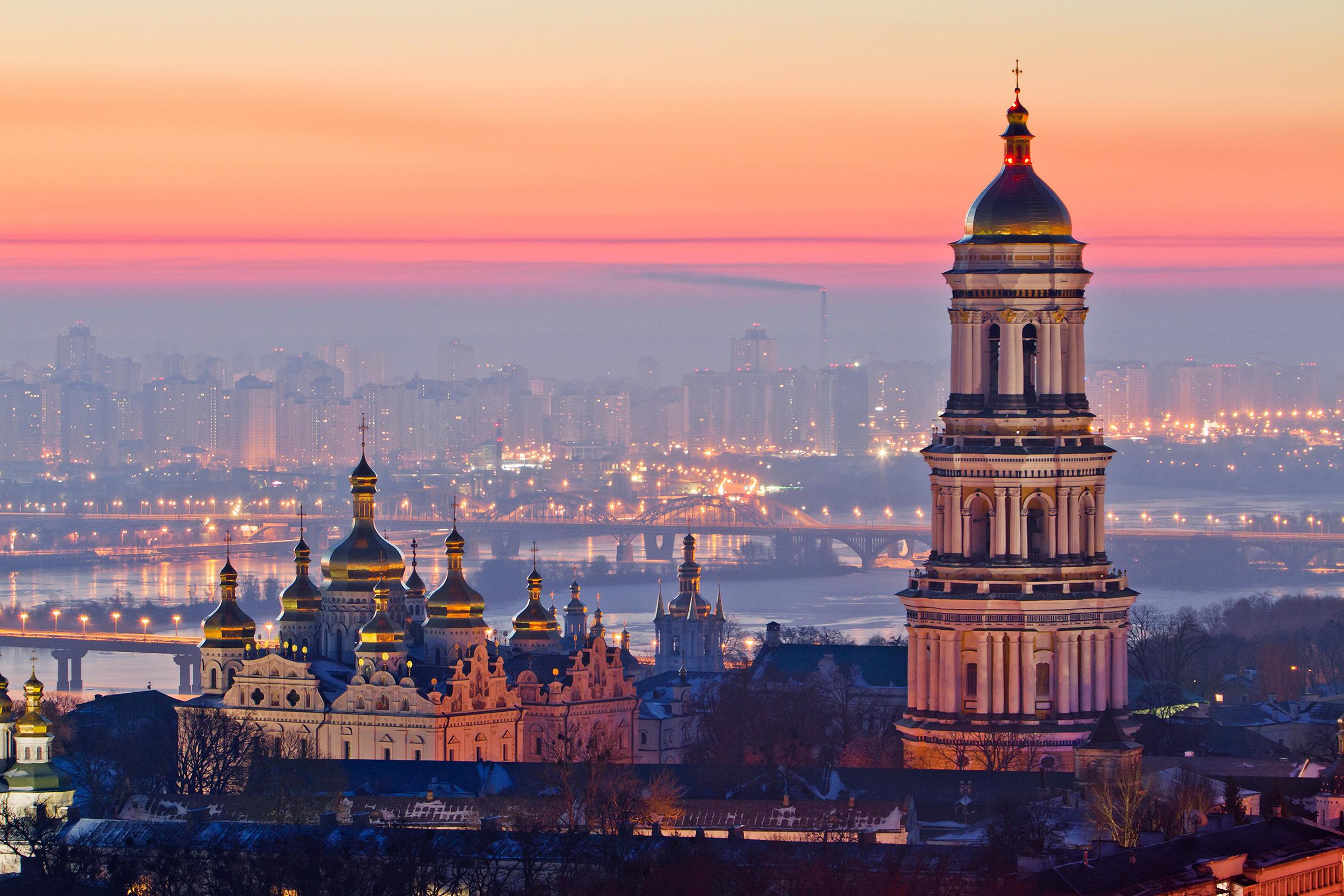 Ukraine Kiev Pechersk Lavra