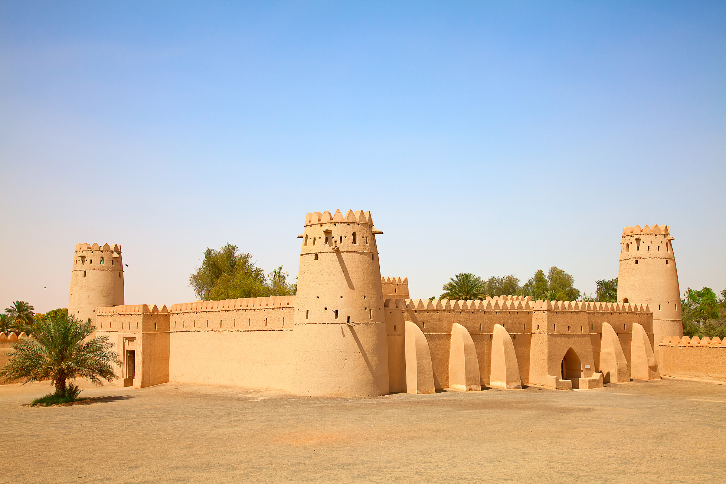 United Arab Emirates Al Jahili Fort