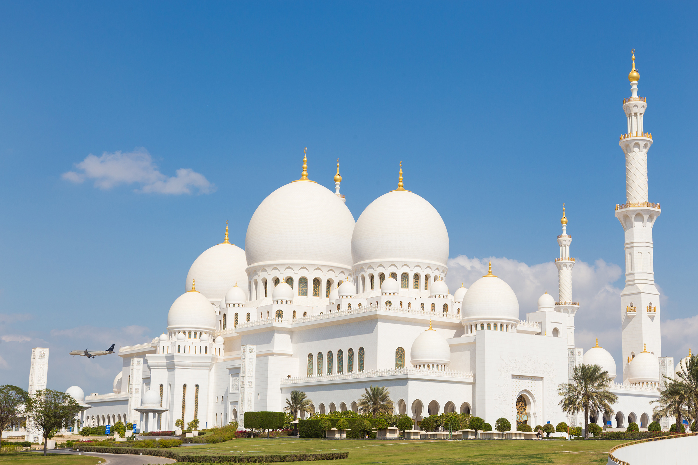 United Arab Emirates  Abu Dhabi Sheikh Zayed Grand Mosque