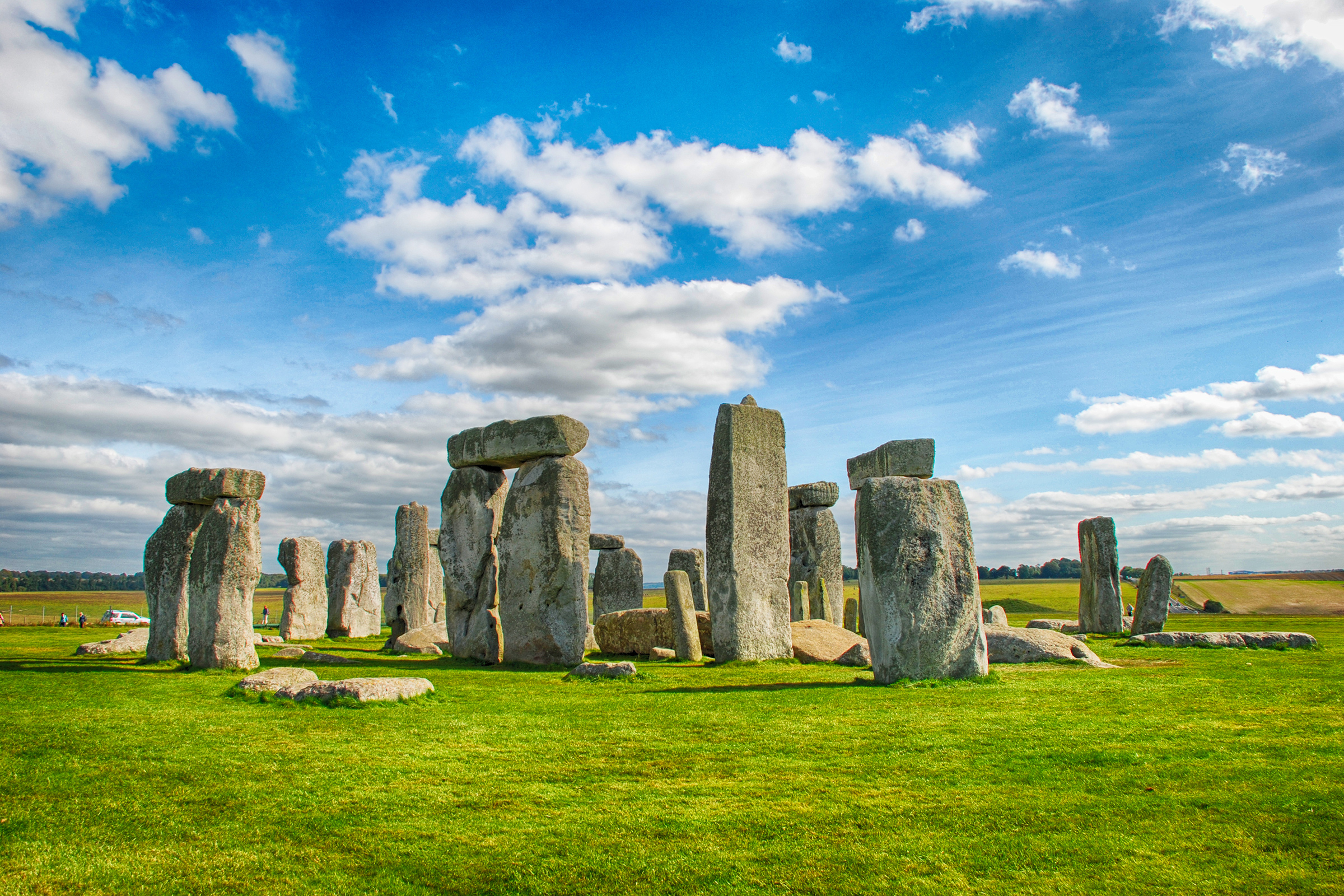 United Kingdom Stonehenge