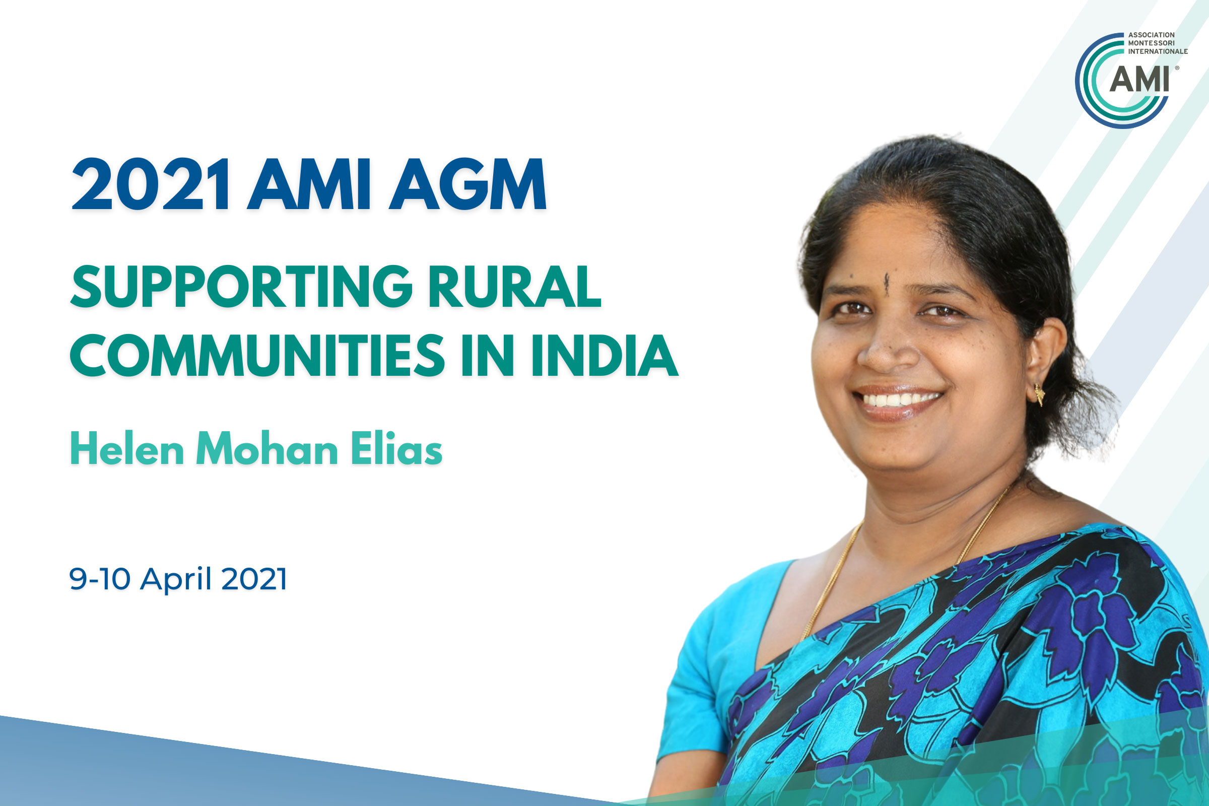 AMI AGM Speakers Helen Mohan Elias