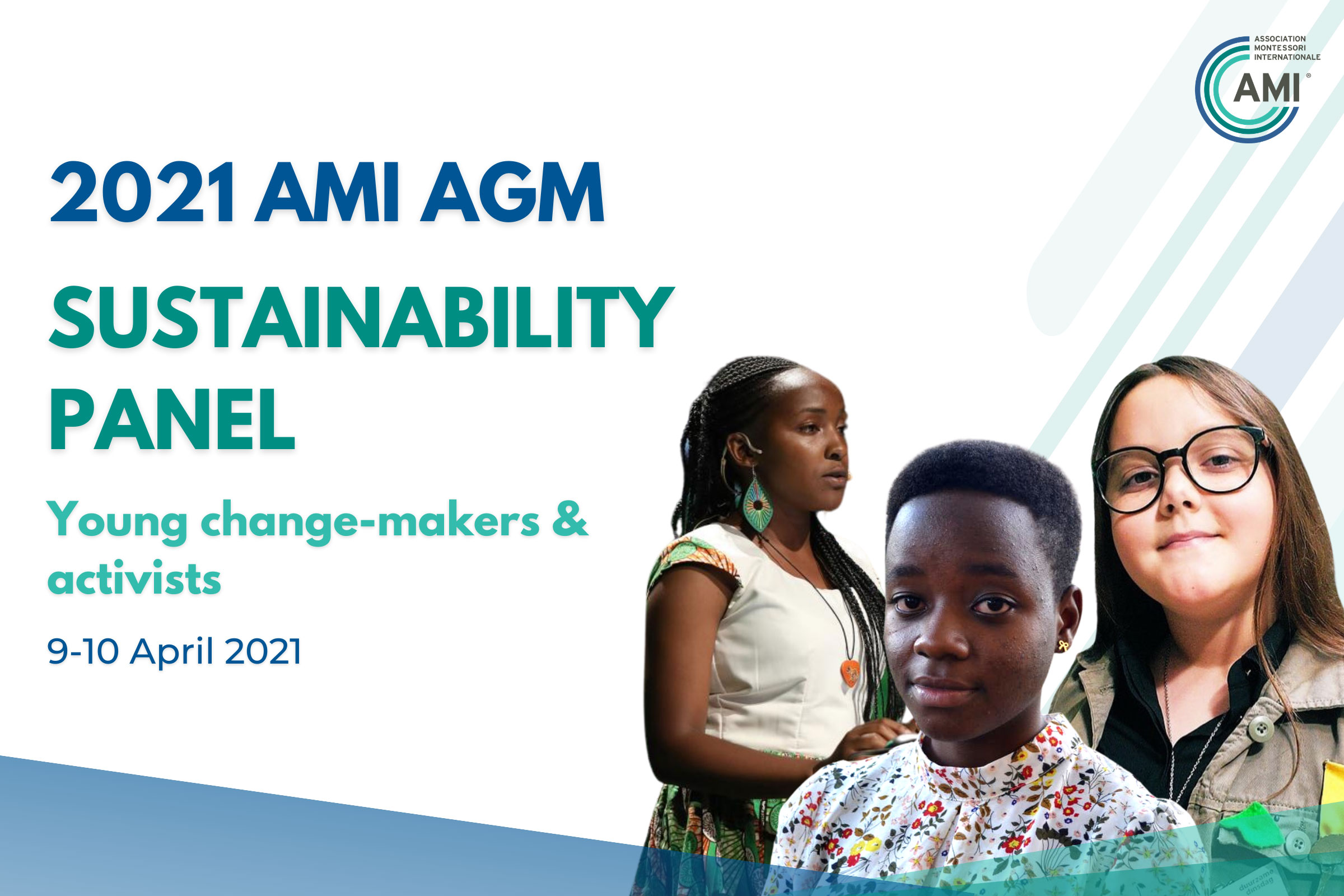 AMI AGM Speakers Young Change-Makers