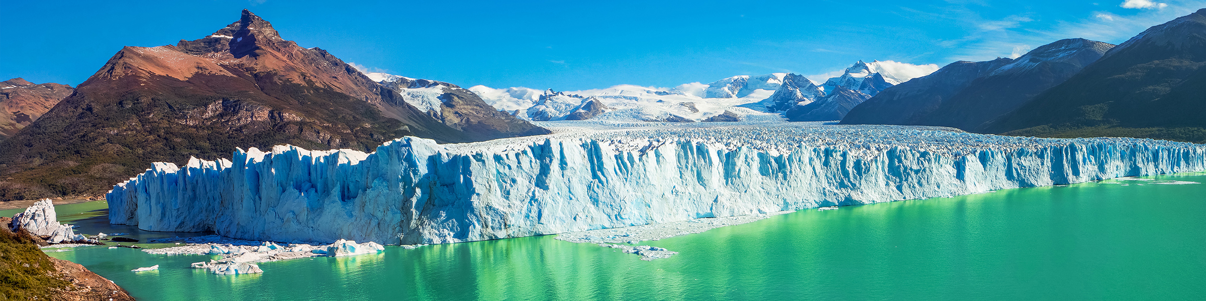 Argentina Patagonia Perito Moreno Glacier