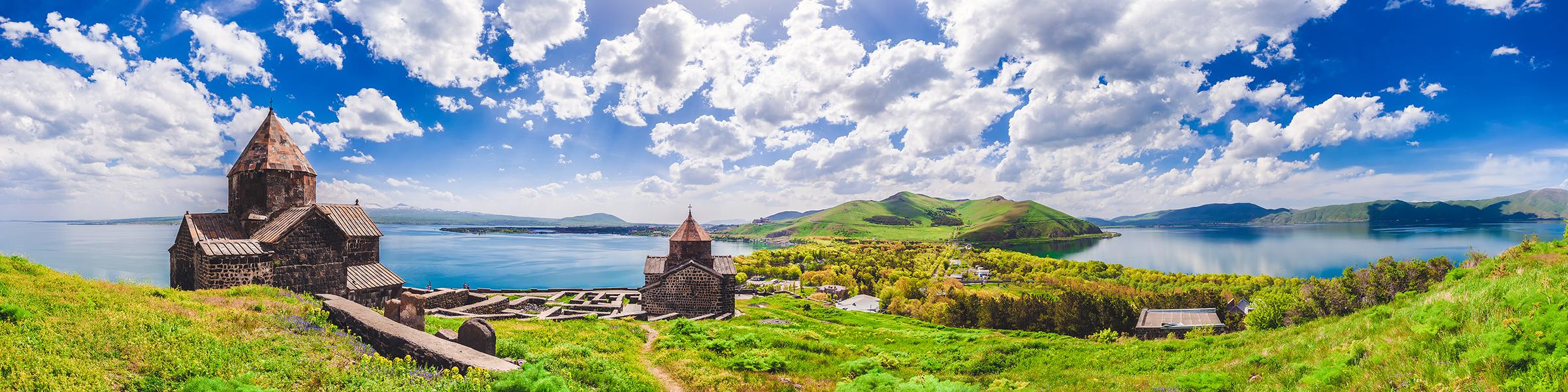 Armenia Lake Sevan Sevanavank