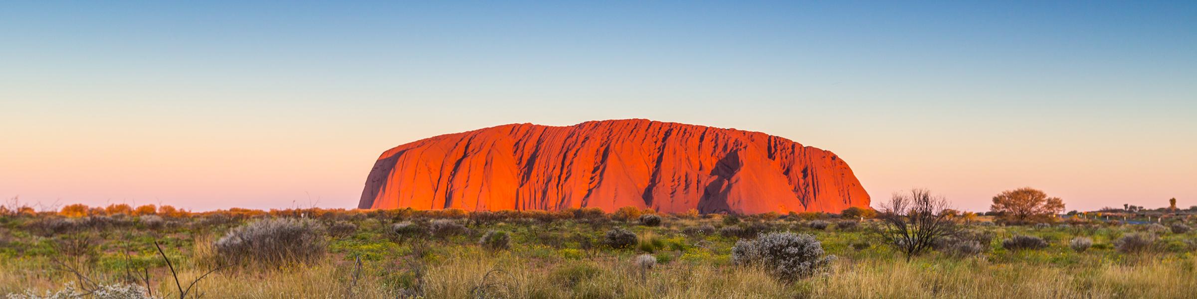 Australia Uluru Kata Tjuta National Park Ayers Rock