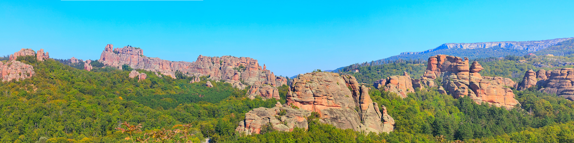 Bulgaria Belogradchik Rocks