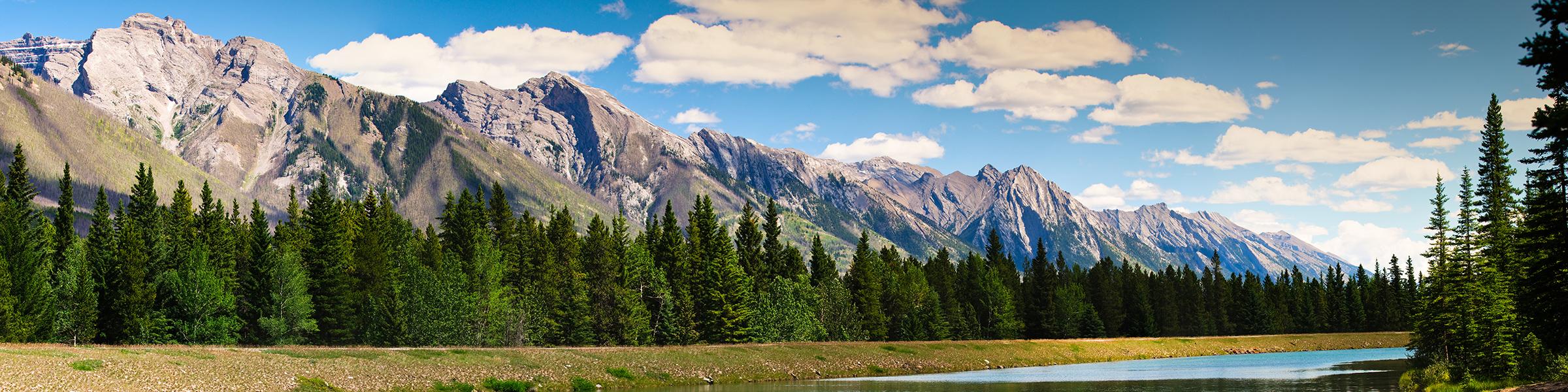 Canada Alberta Banff National Park