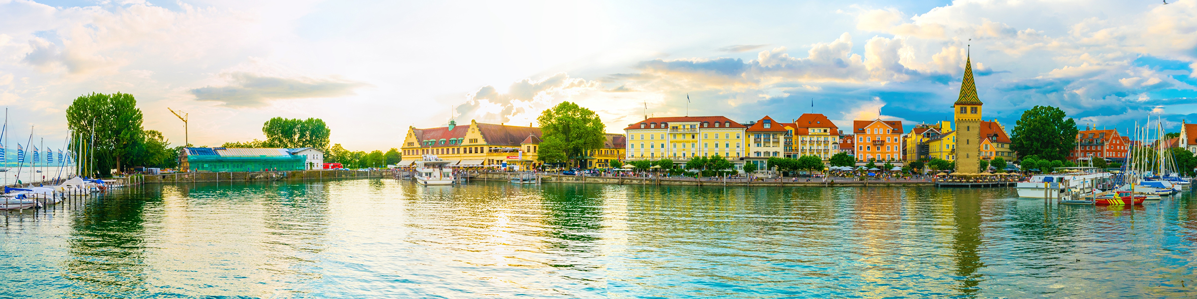 Germany Lake Constance Lindau