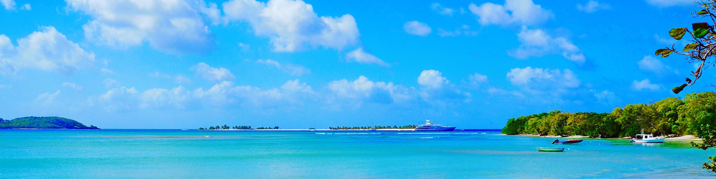Grenada Carriacou Island