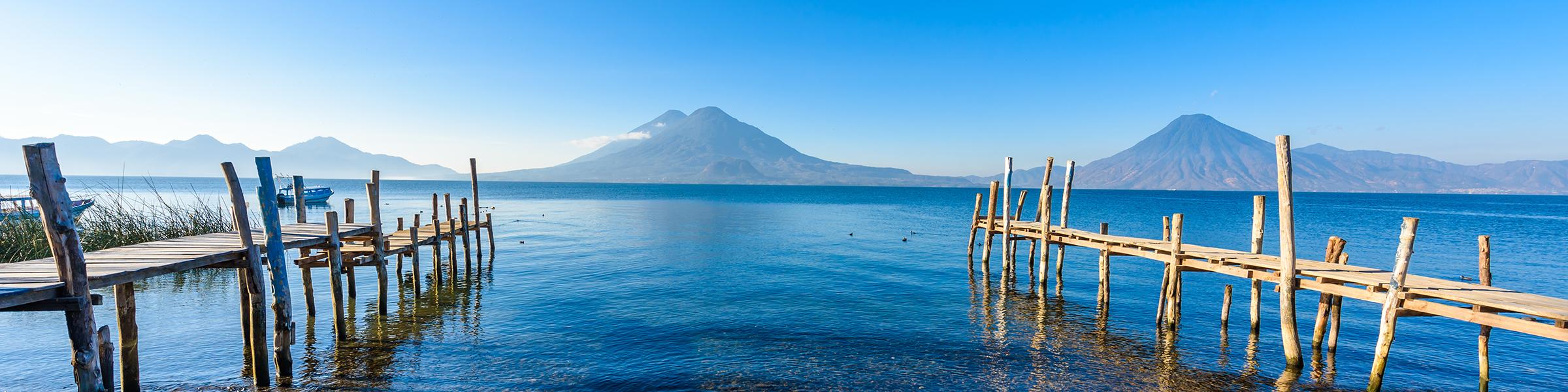 Guatemala Lake Atitlán