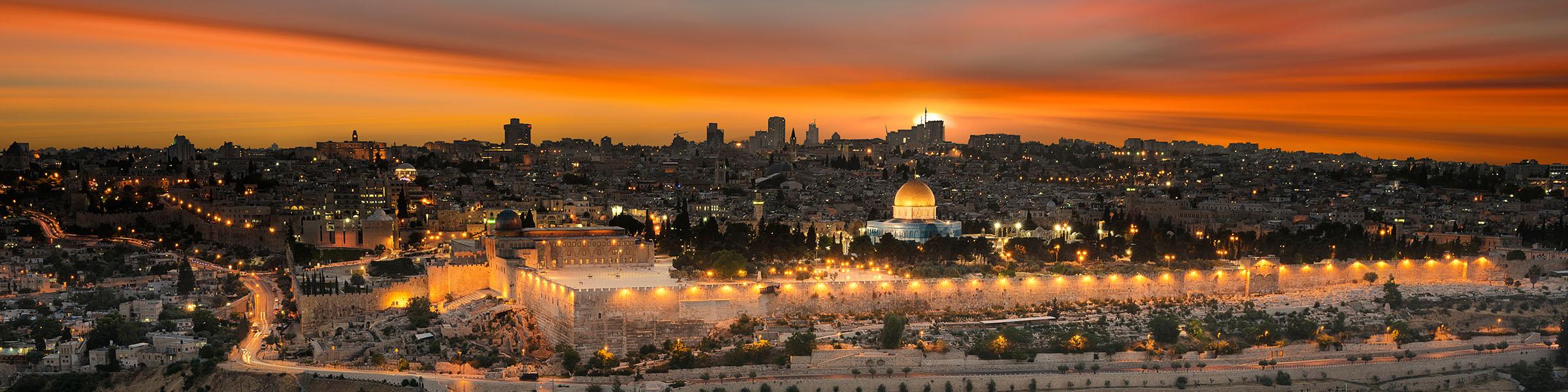 Israel Jerusalem Old City