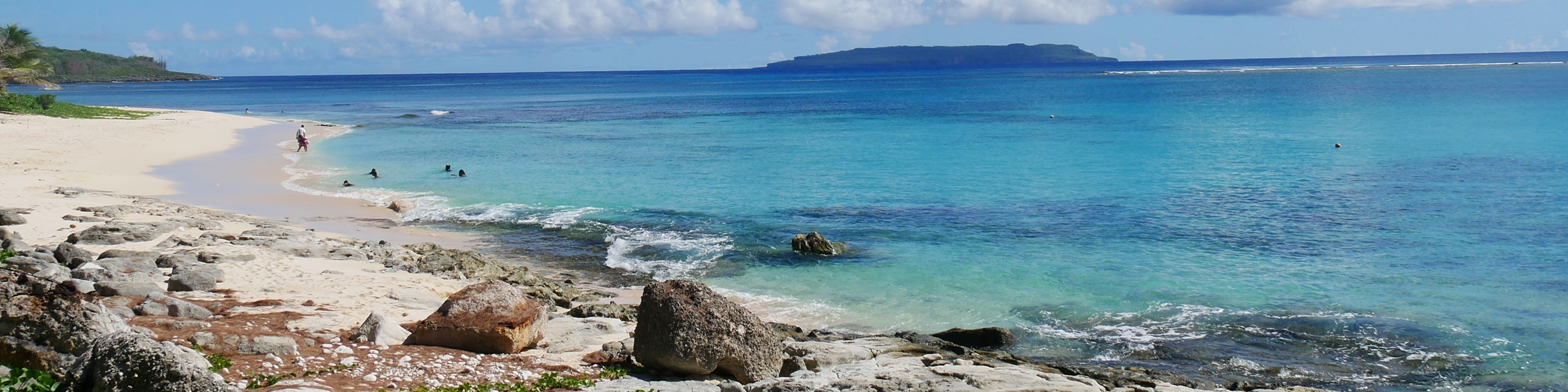 Northern Mariana Islands Beach