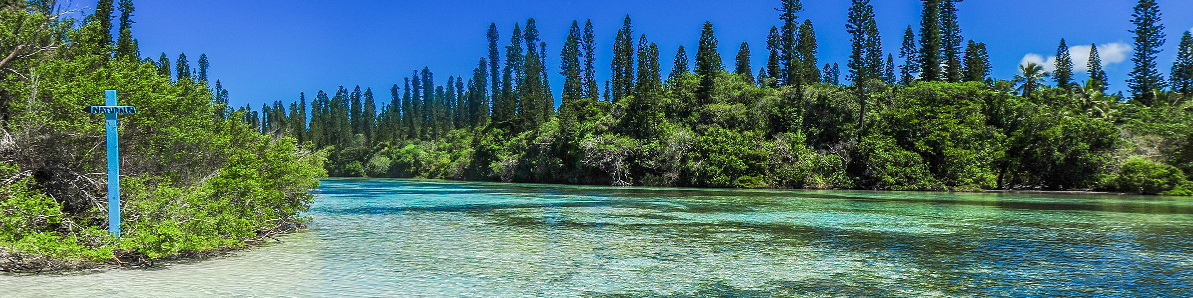 Île des Pins (Isle of Pines), New Caledonia