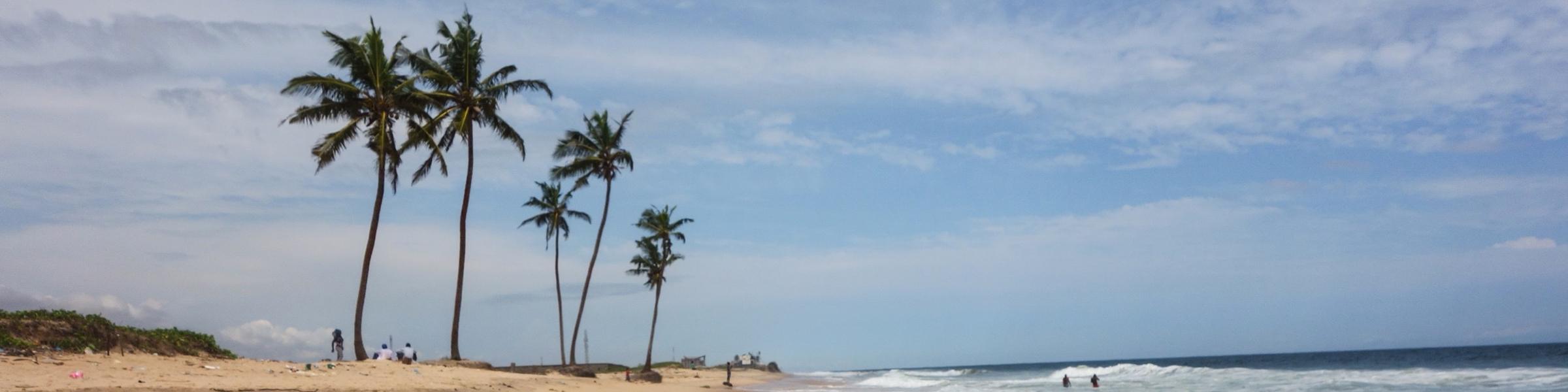 Nigeria Lagos Lekki Beach