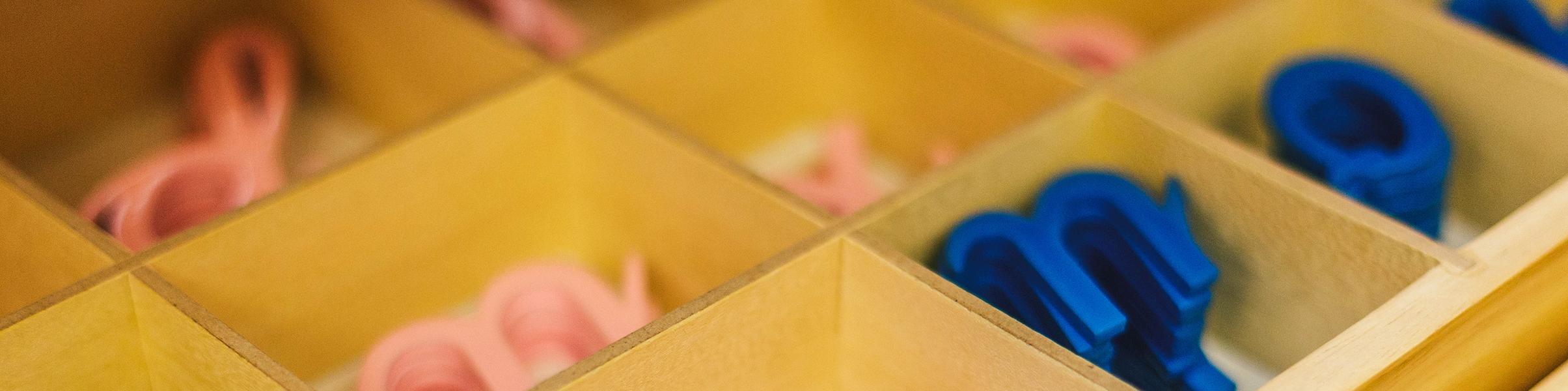 Montessori Quote Moveable Alphabet