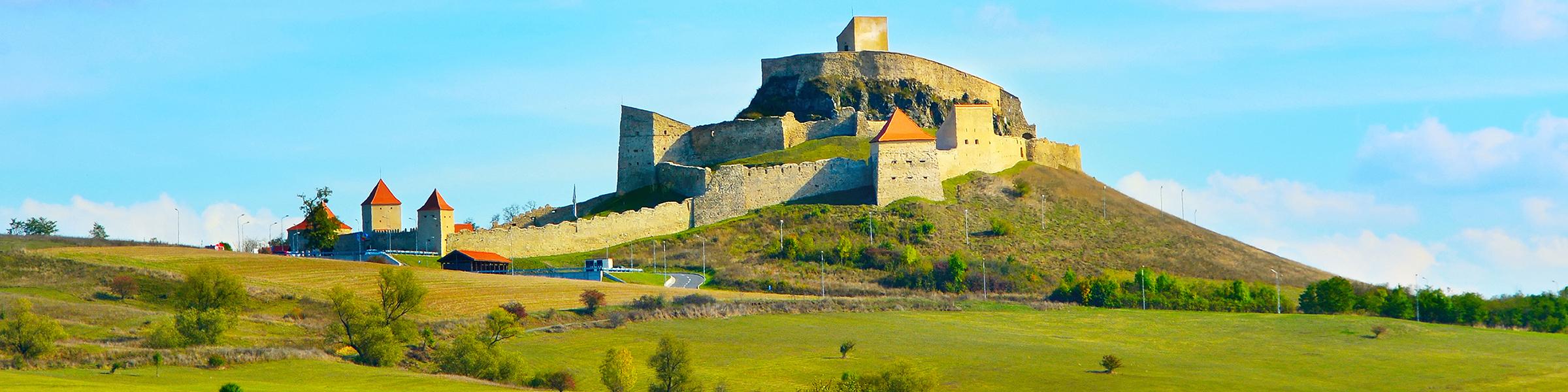 Romania Rupea Citadel