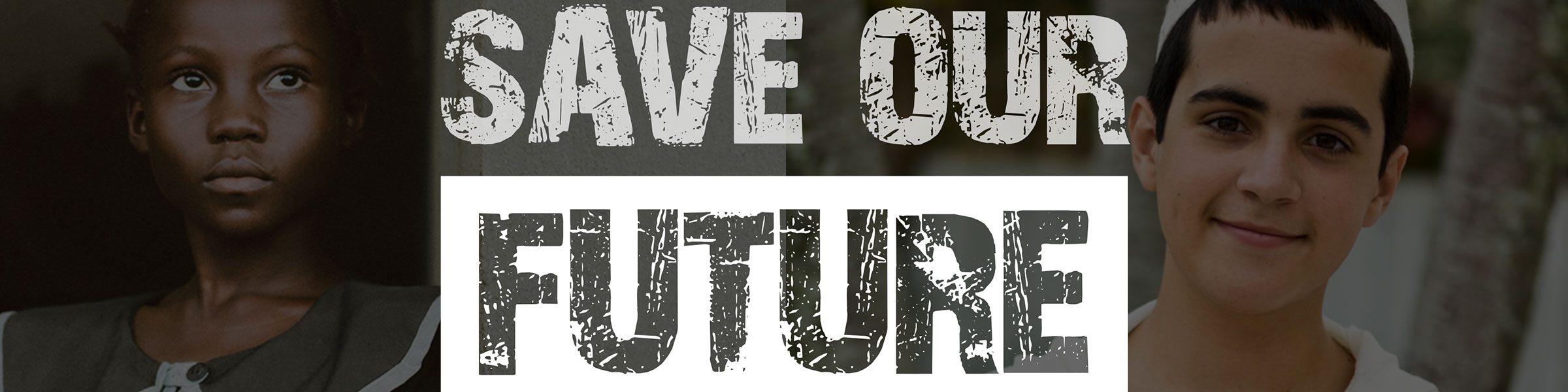 Save Our Future Website Logo