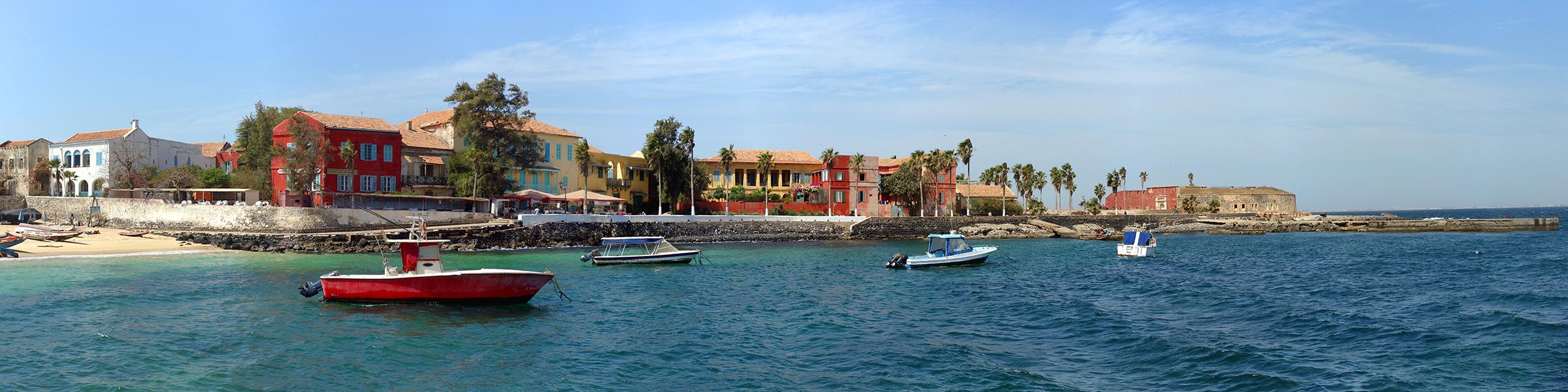 Senegal Dakar Gorée Island