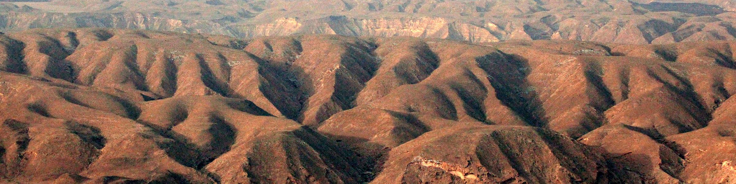 Desert Landscape Somalia
