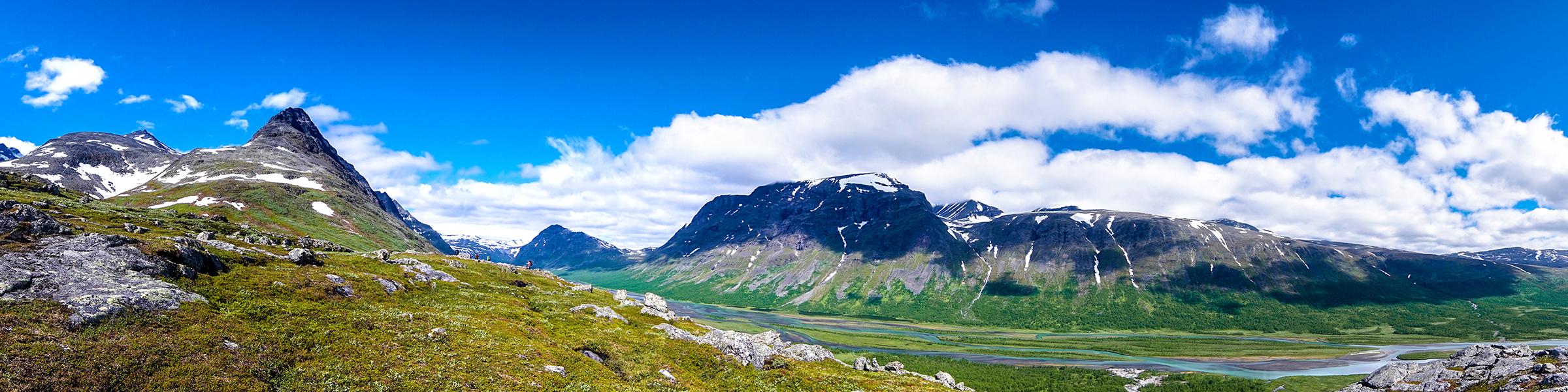 Sweden Sarek National Park