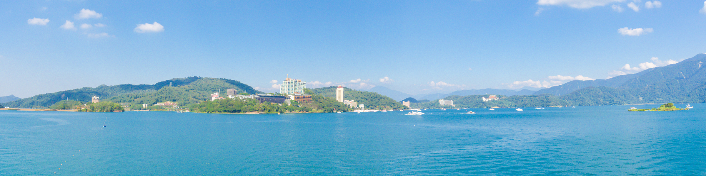 Taiwan (Republic of China) Sun Moon Lake