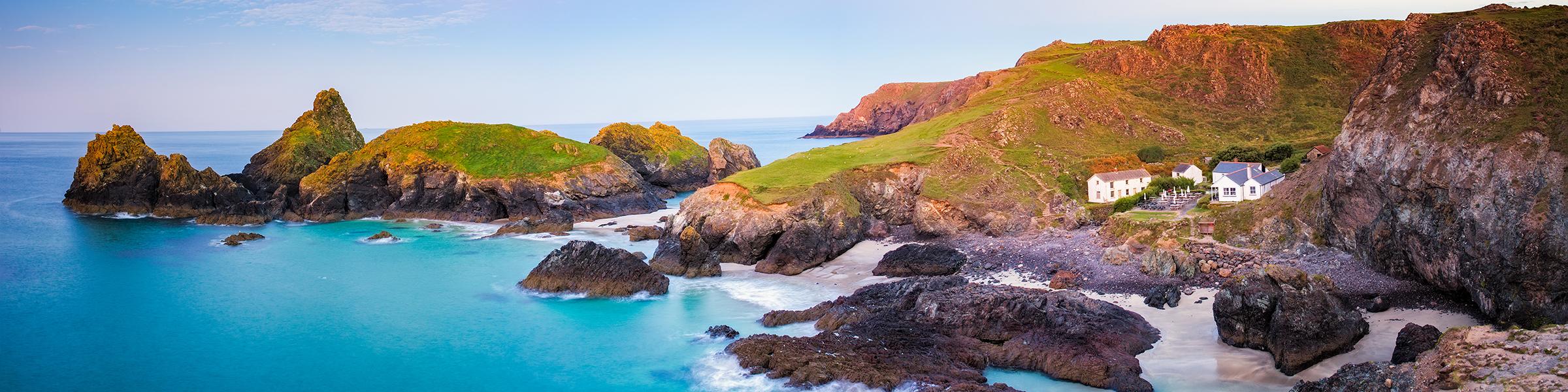 United Kingdom Cornwall Kynance Cove