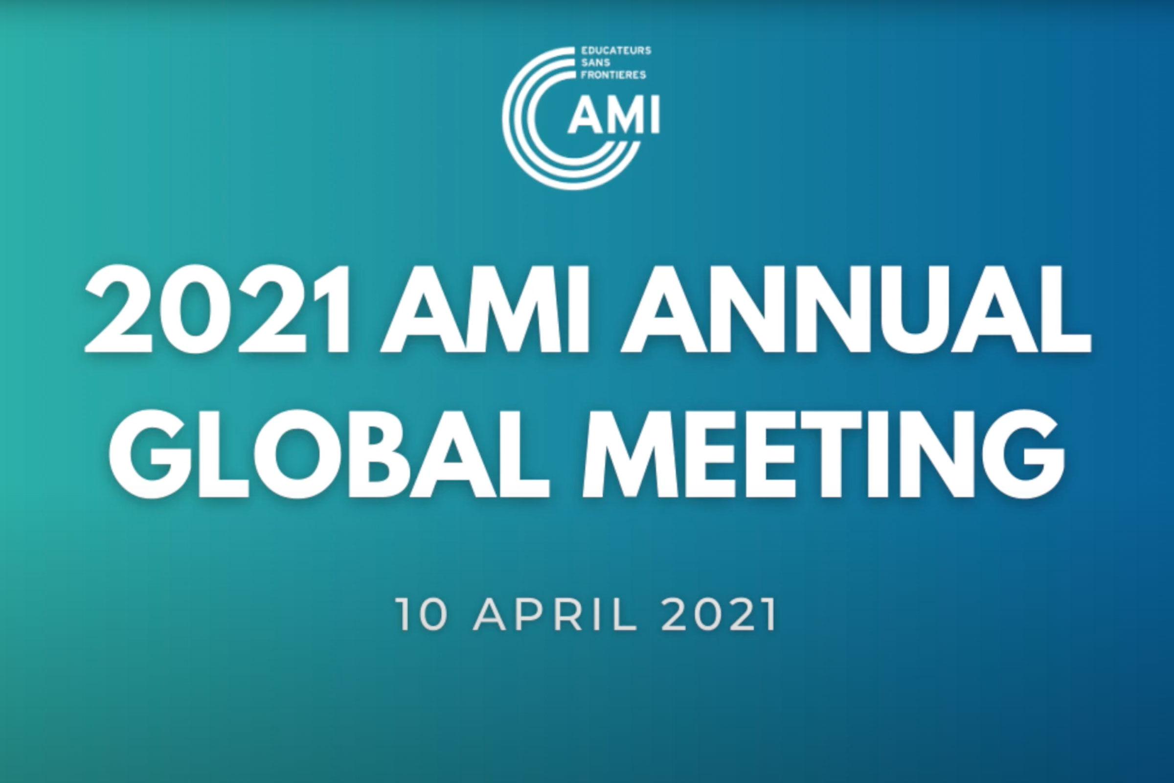 2021 AMI AGM Proceedings