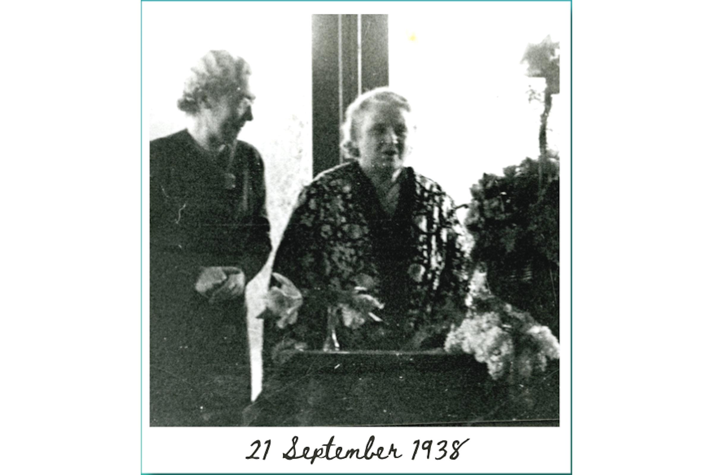 Maria Montessori 1938