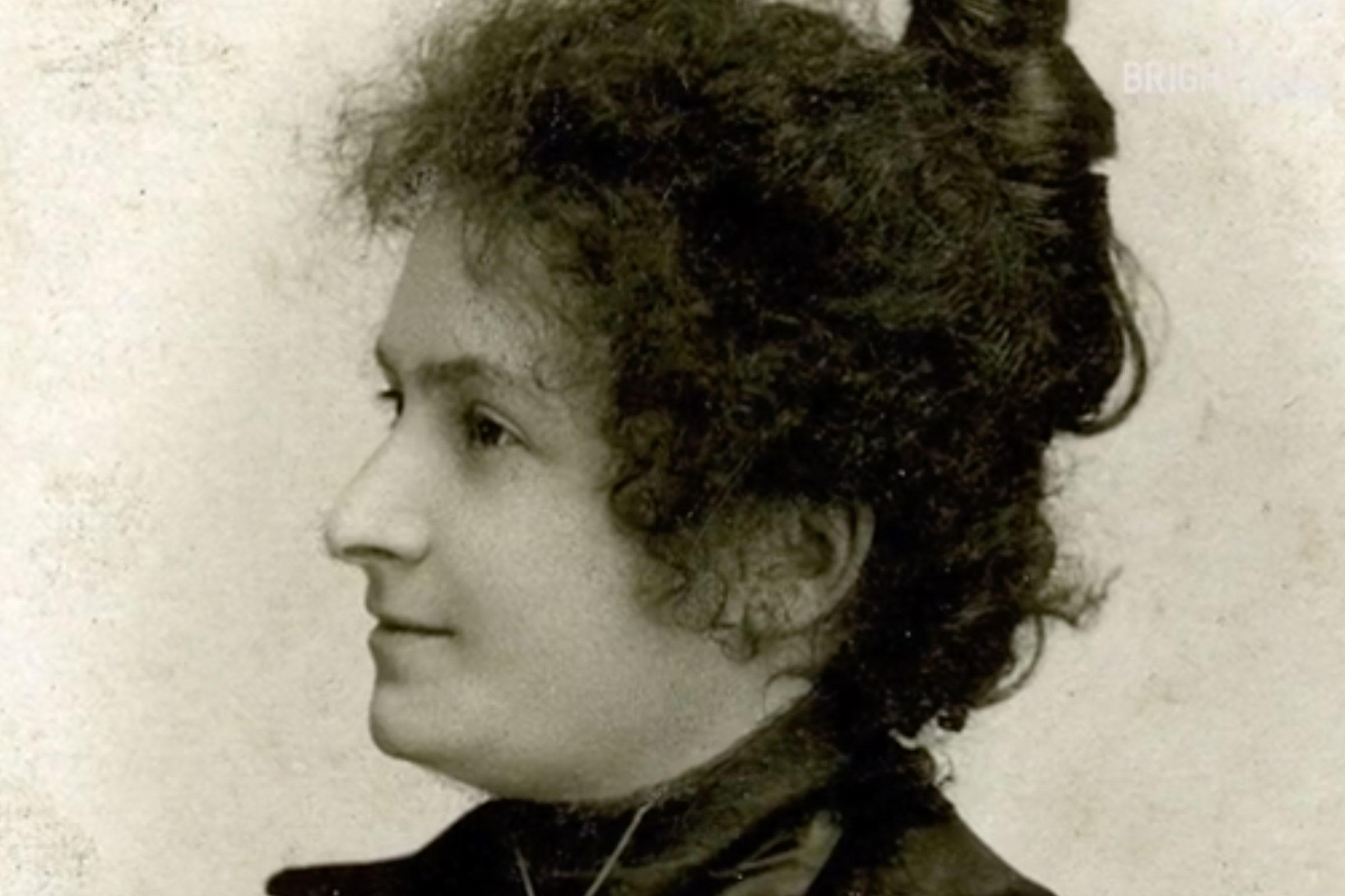 Maria Montessori headshot