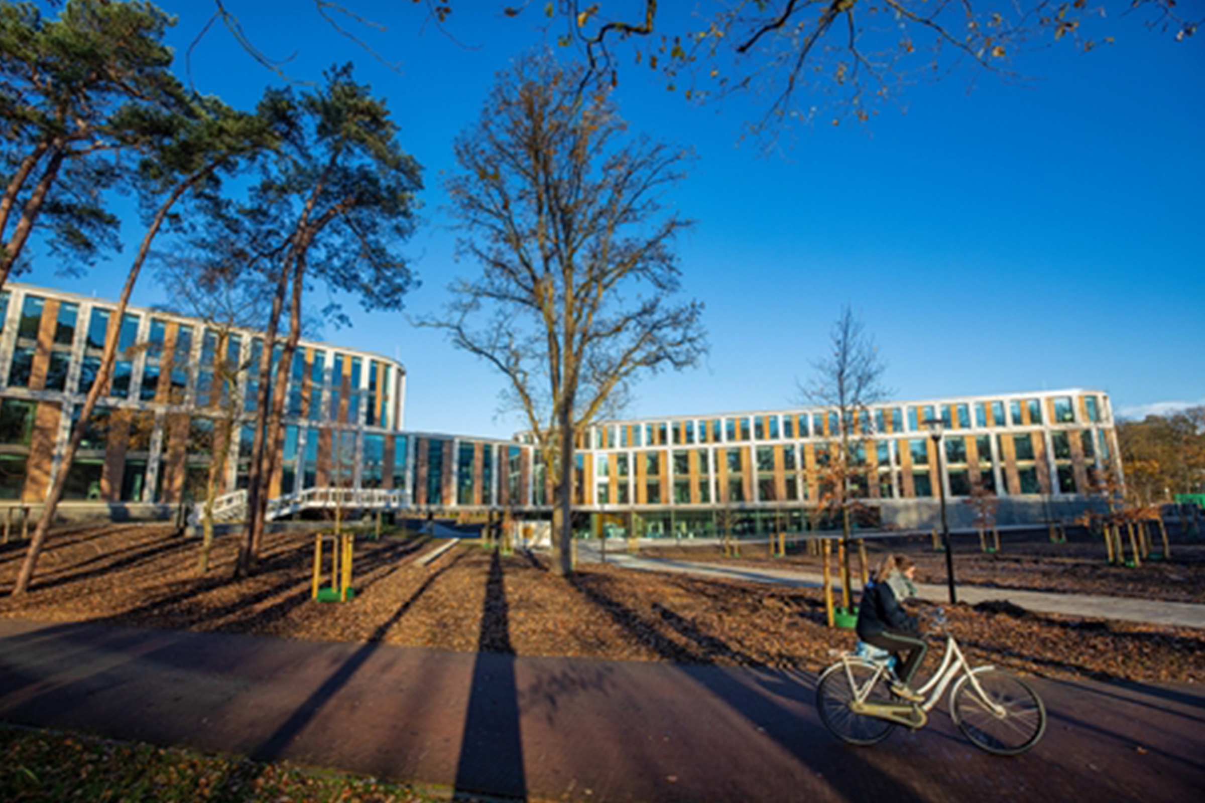 The Maria Montessori building of the Faculty of Social Sciences at the Radboud University