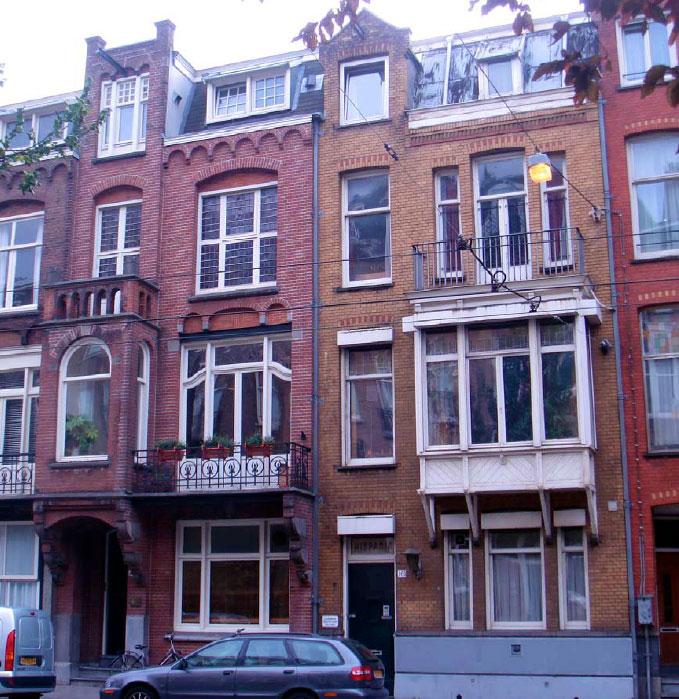 AMI Office and Maria Montessori House