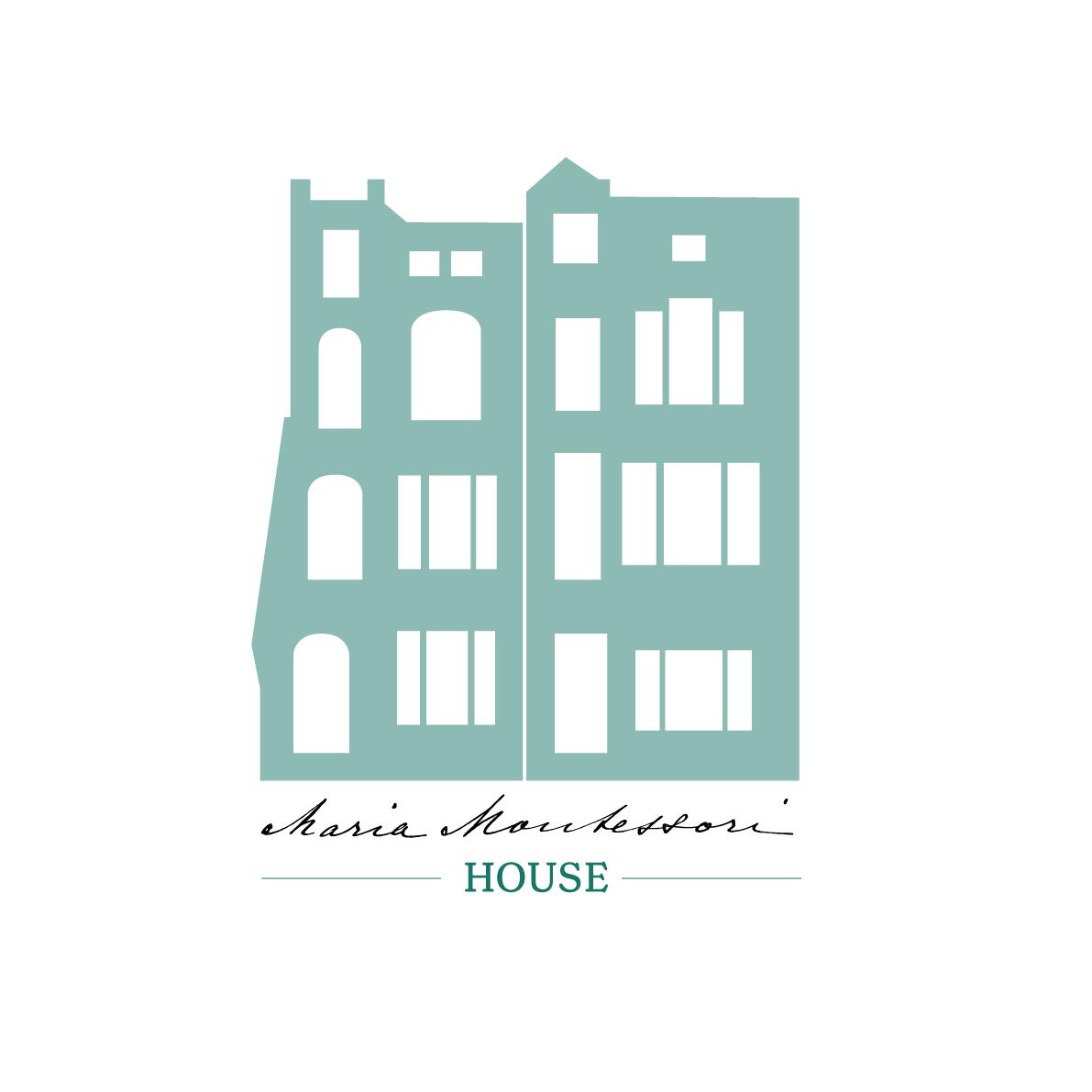 Maria Montessori House Logo