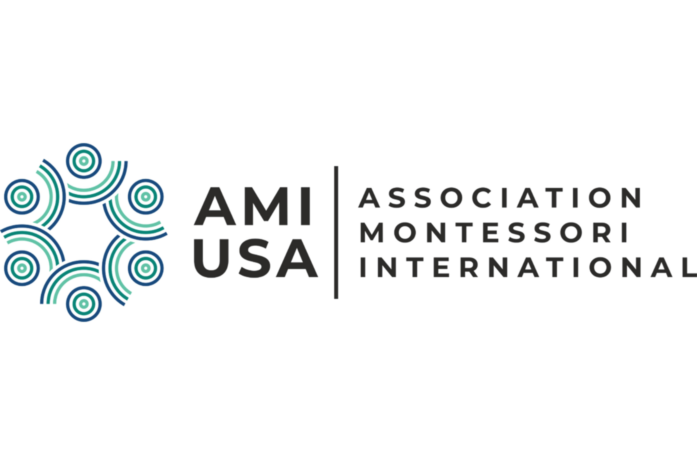 Association Montessori International / USA logo