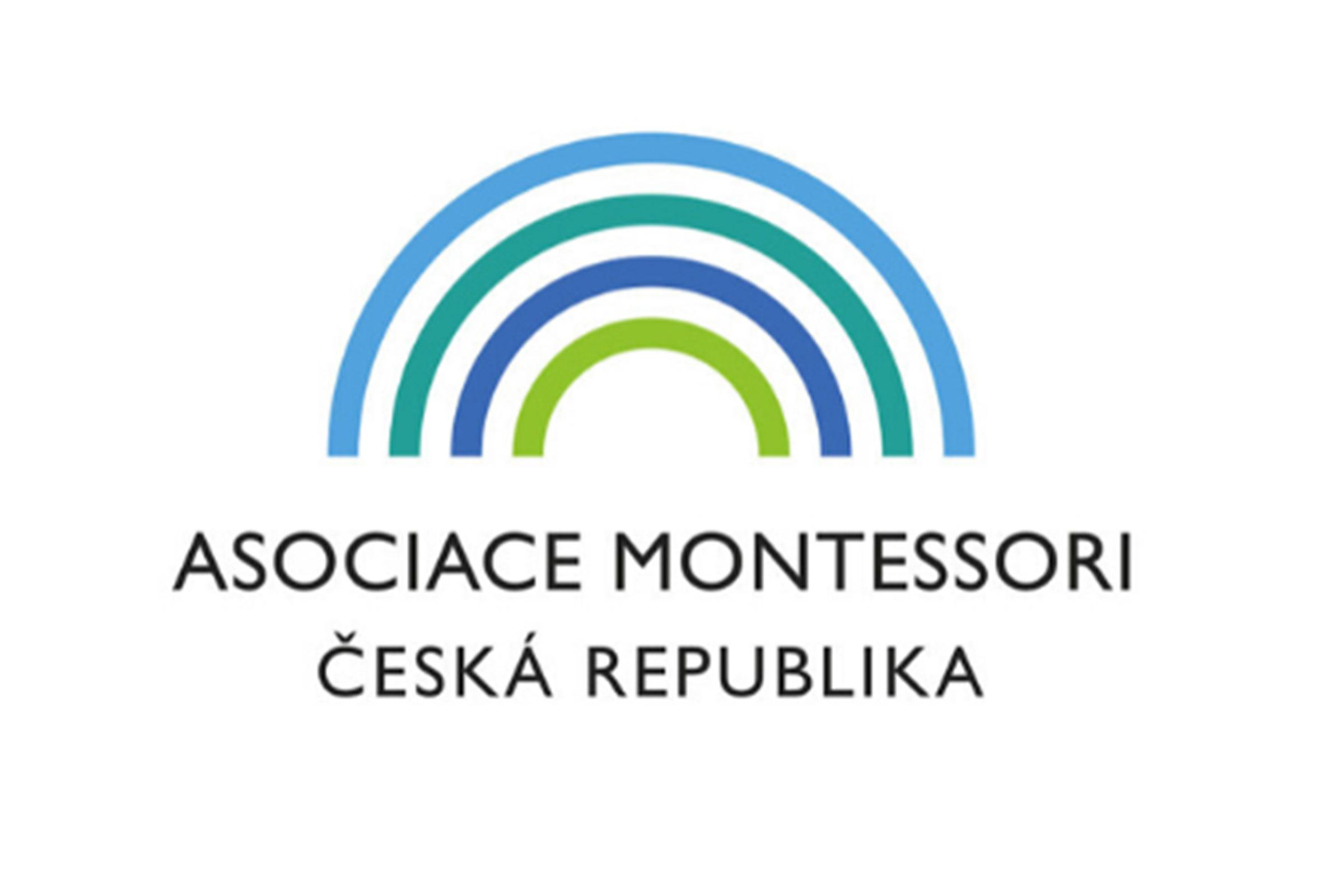 Asociace Montessori CR logo