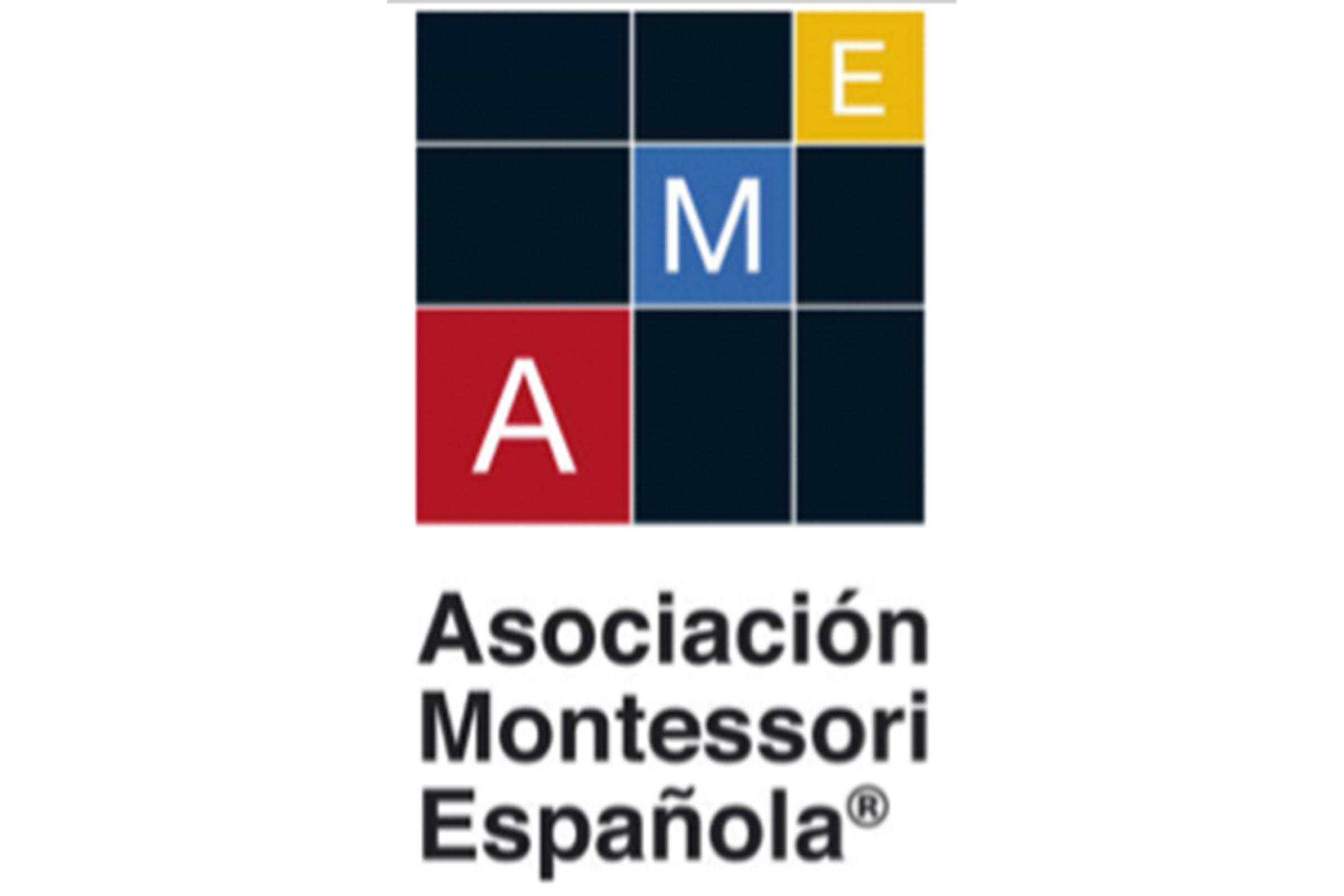 Asociación Montessori Española logo