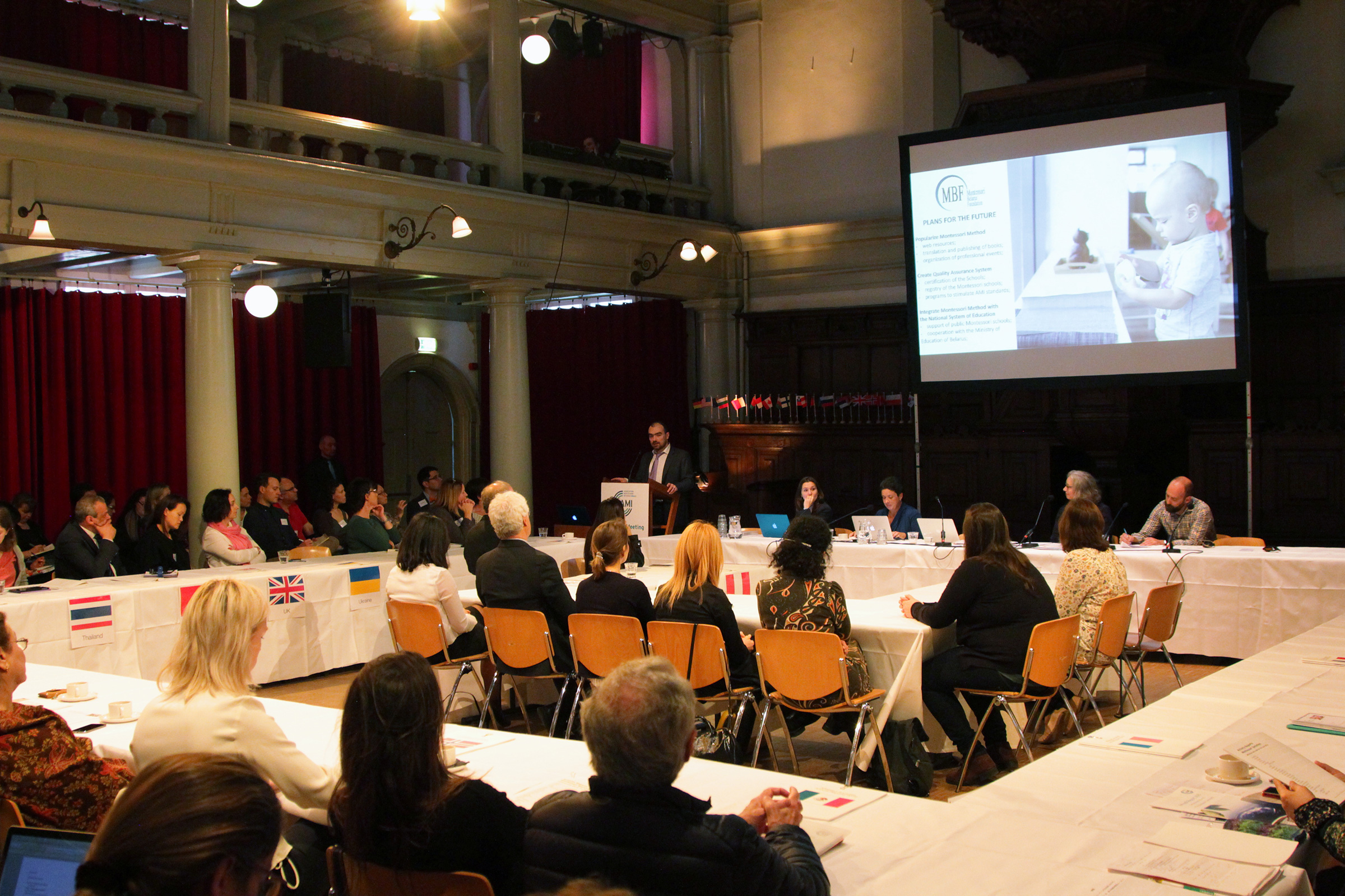 Montessori Belarus Foundation AGM Societies Meeting